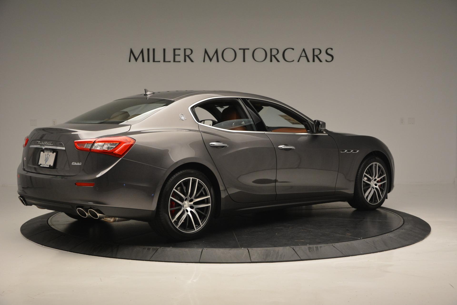 New 2017 Maserati Ghibli S Q4 For Sale In Greenwich, CT. Alfa Romeo of Greenwich, W313 574_p8