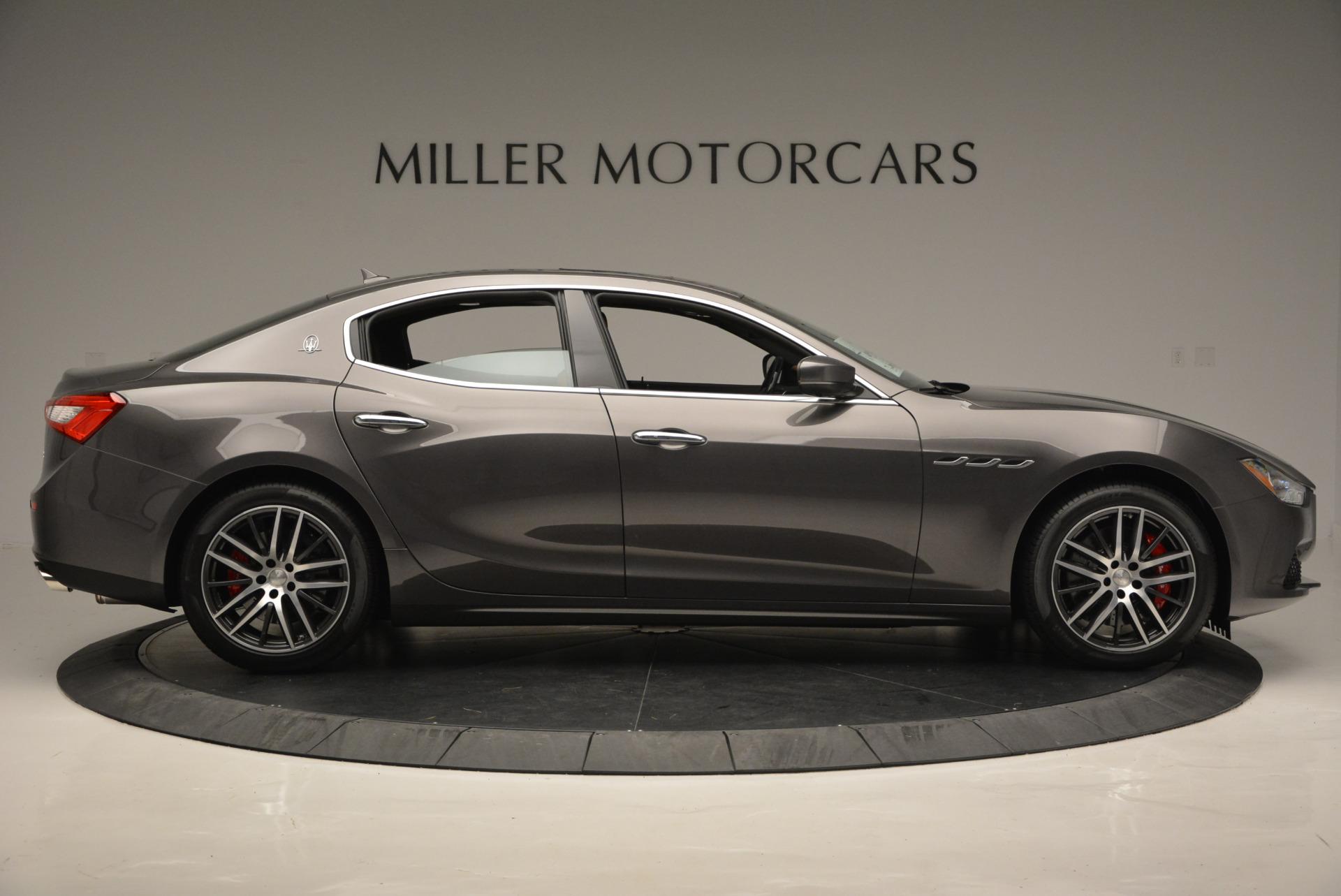 New 2017 Maserati Ghibli S Q4 For Sale In Greenwich, CT. Alfa Romeo of Greenwich, W313 574_p9