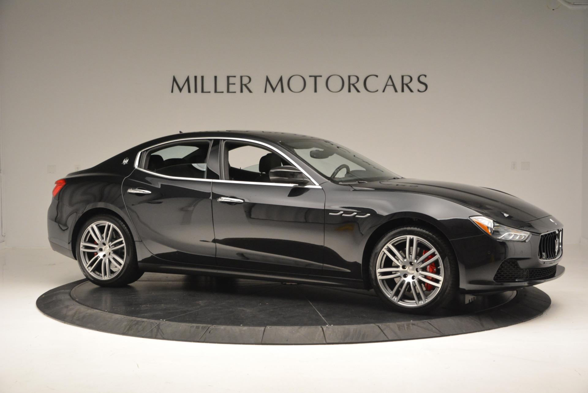 New 2017 Maserati Ghibli S Q4 For Sale In Greenwich, CT. Alfa Romeo of Greenwich, W312 575_p10