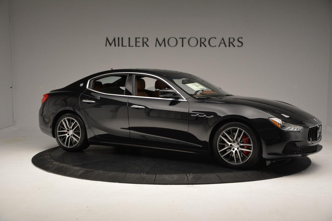 New 2017 Maserati Ghibli S Q4 For Sale In Greenwich, CT. Alfa Romeo of Greenwich, W317 577_p10