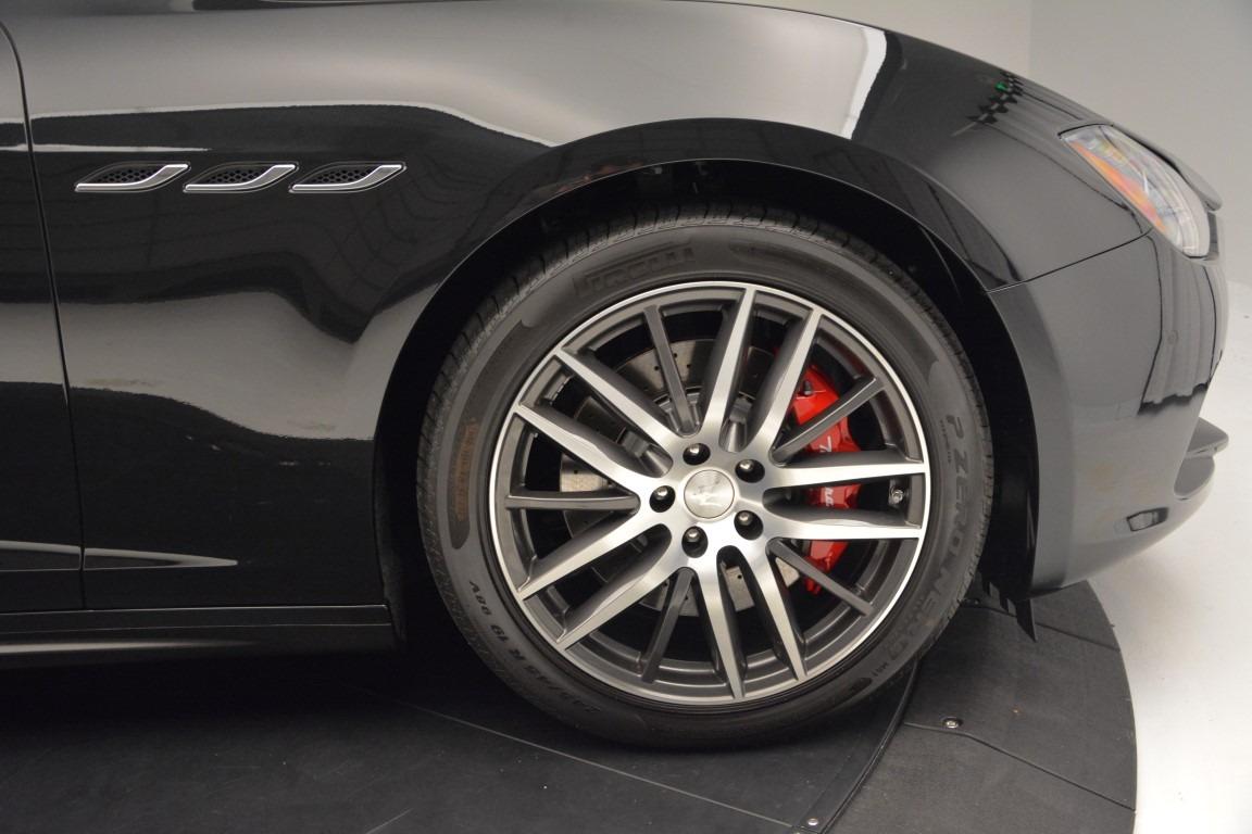 New 2017 Maserati Ghibli S Q4 For Sale In Greenwich, CT. Alfa Romeo of Greenwich, W317 577_p13