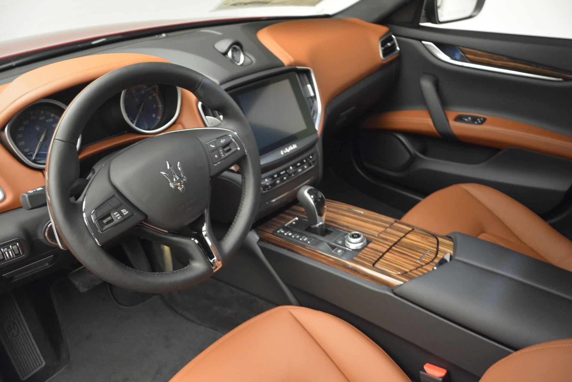 New 2017 Maserati Ghibli S Q4 For Sale In Greenwich, CT. Alfa Romeo of Greenwich, W317 577_p14