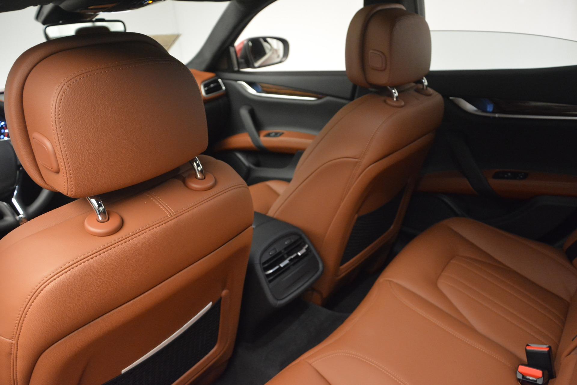 New 2017 Maserati Ghibli S Q4 For Sale In Greenwich, CT. Alfa Romeo of Greenwich, W317 577_p17