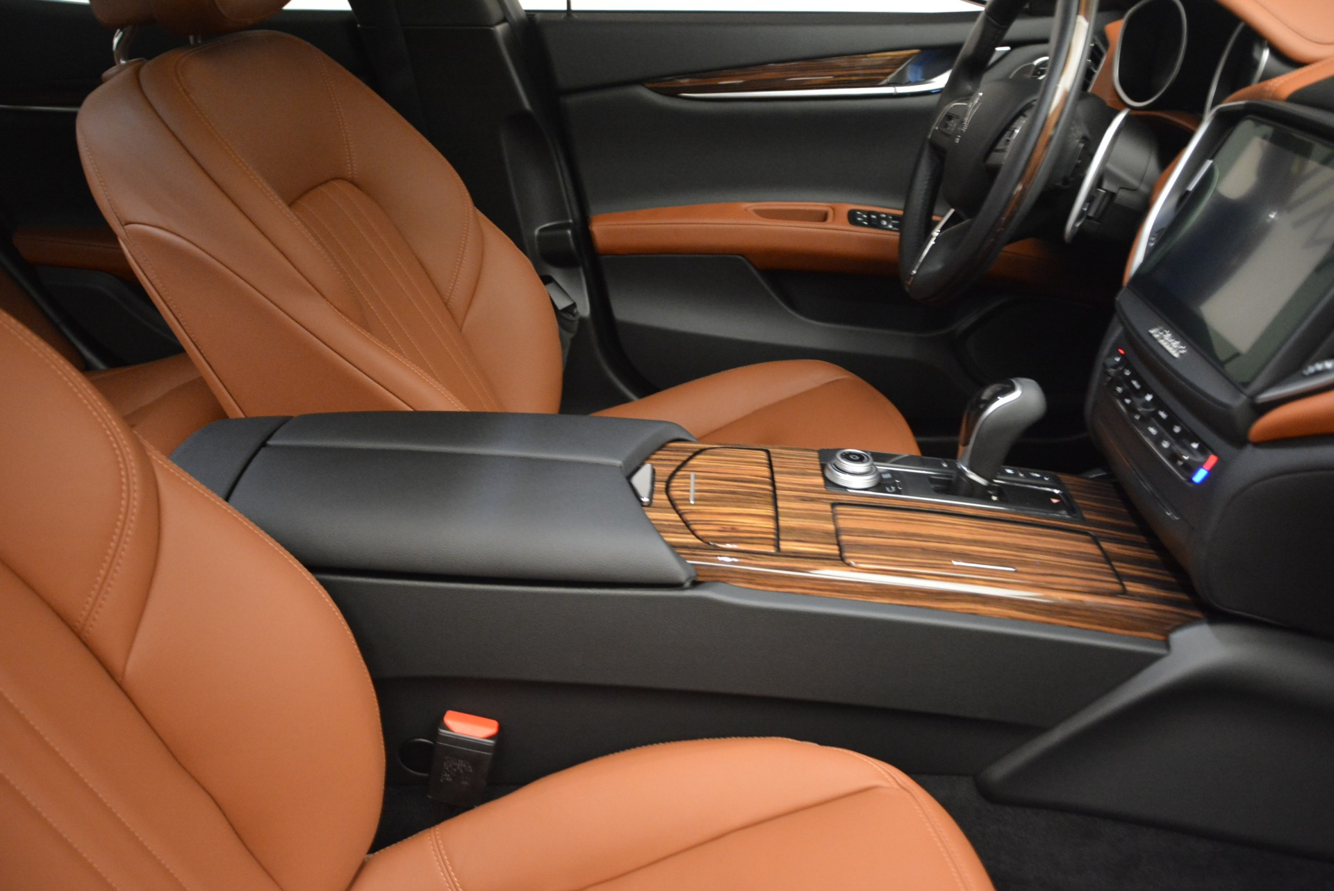 New 2017 Maserati Ghibli S Q4 For Sale In Greenwich, CT. Alfa Romeo of Greenwich, W317 577_p21