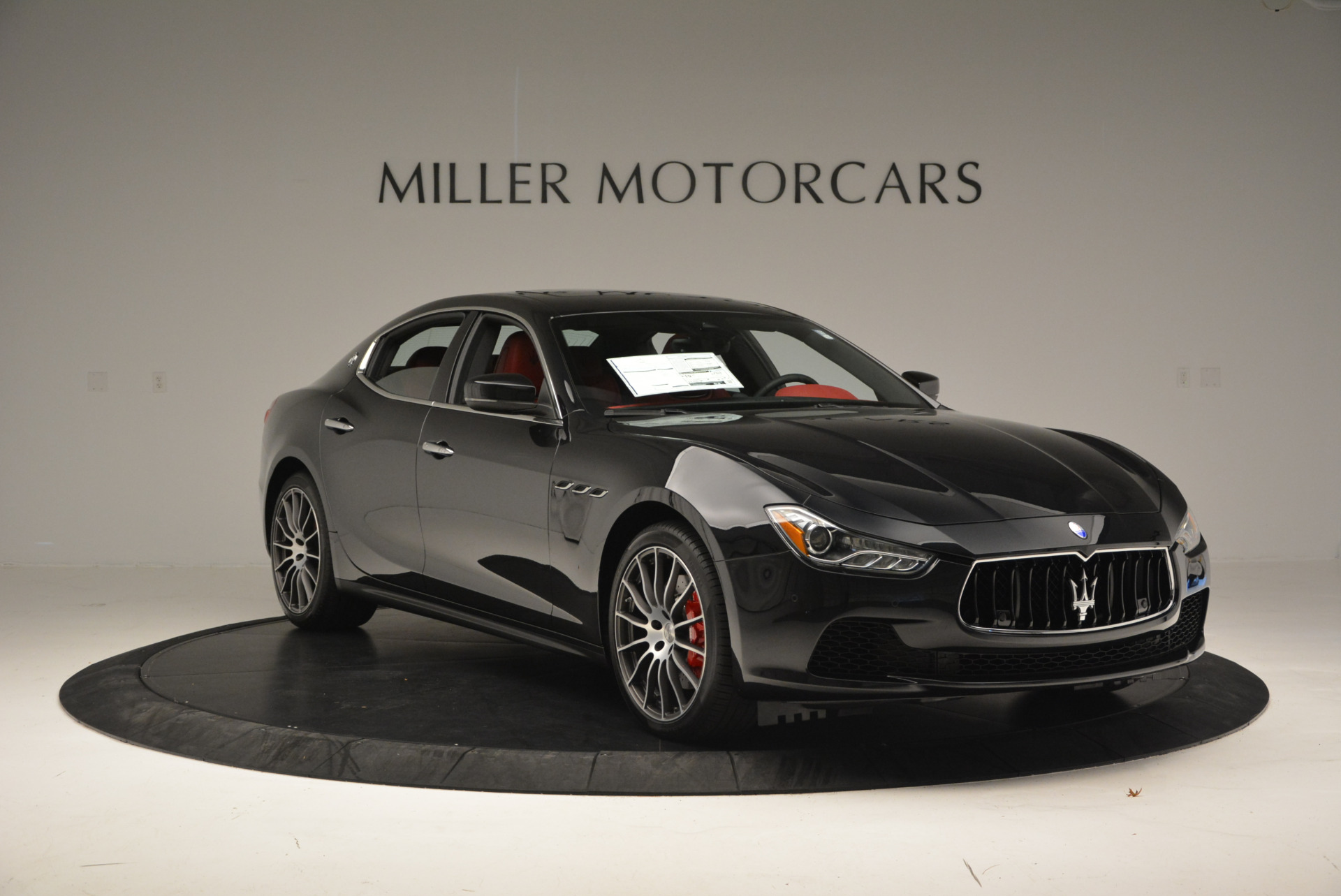 New 2017 Maserati Ghibli S Q4 For Sale In Greenwich, CT. Alfa Romeo of Greenwich, M1685 578_p11