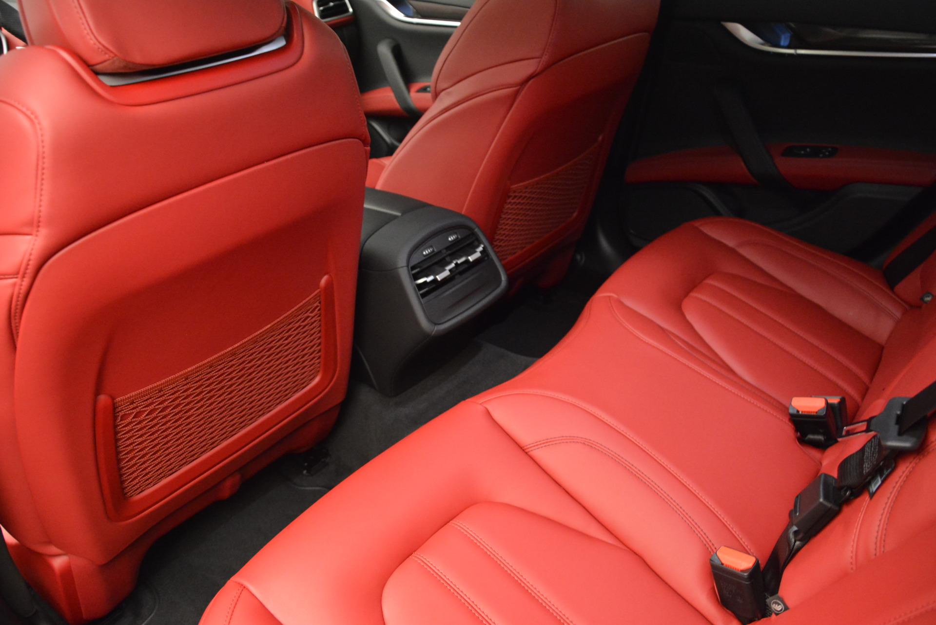 New 2017 Maserati Ghibli S Q4 For Sale In Greenwich, CT. Alfa Romeo of Greenwich, M1685 578_p18