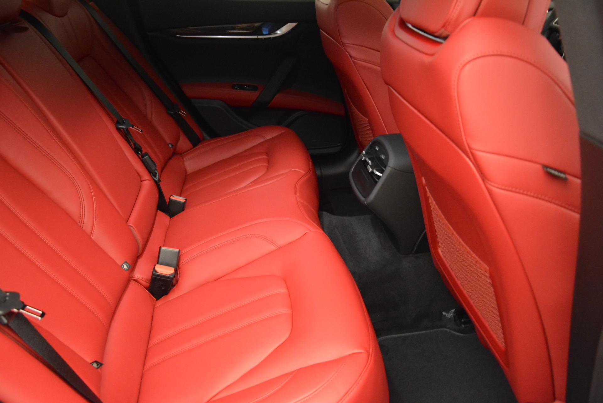 New 2017 Maserati Ghibli S Q4 For Sale In Greenwich, CT. Alfa Romeo of Greenwich, M1685 578_p25