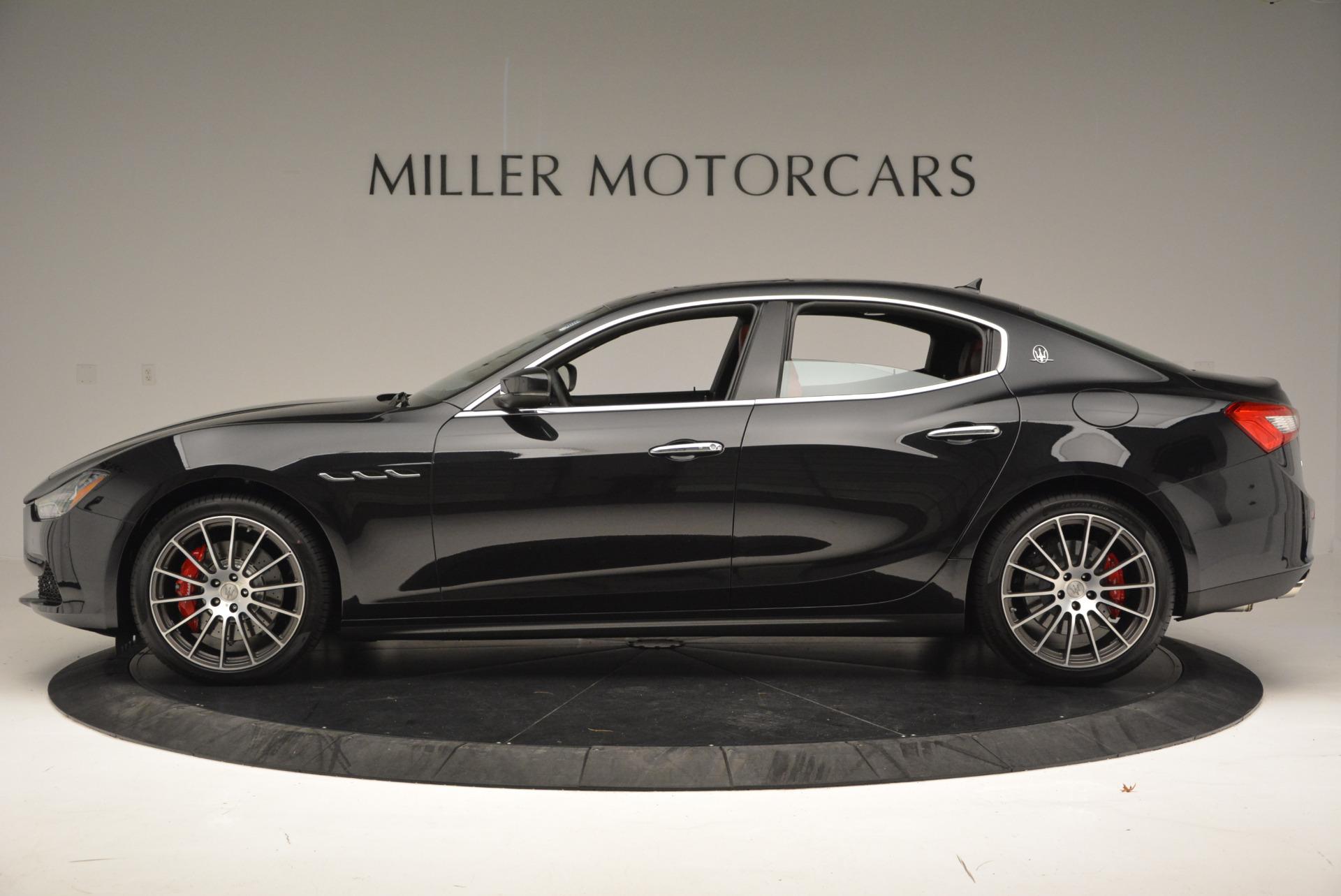 New 2017 Maserati Ghibli S Q4 For Sale In Greenwich, CT. Alfa Romeo of Greenwich, M1685 578_p3