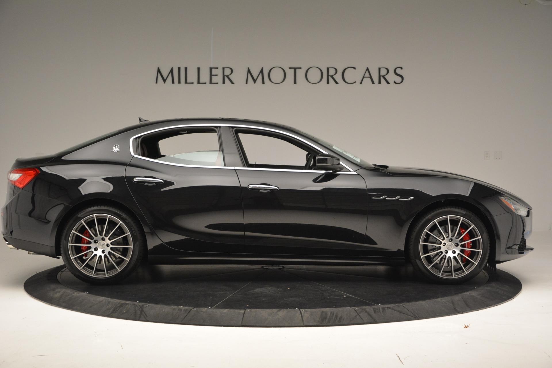 New 2017 Maserati Ghibli S Q4 For Sale In Greenwich, CT. Alfa Romeo of Greenwich, M1685 578_p9
