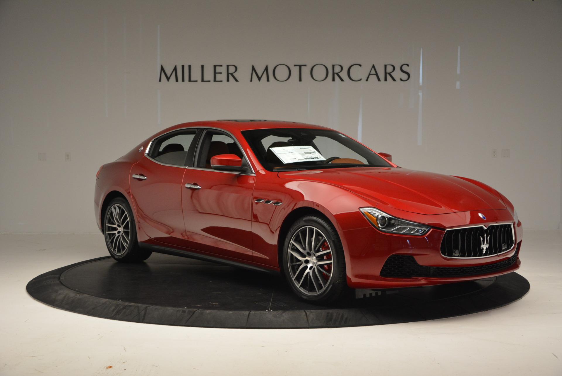 New 2017 Maserati Ghibli S Q4 For Sale In Greenwich, CT. Alfa Romeo of Greenwich, M1658 579_p11