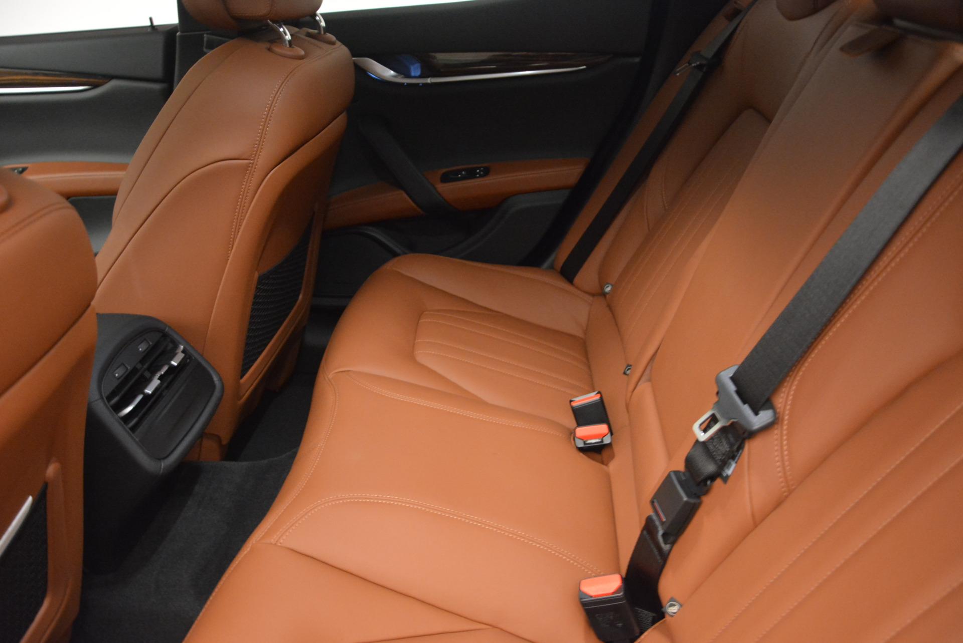 New 2017 Maserati Ghibli S Q4 For Sale In Greenwich, CT. Alfa Romeo of Greenwich, M1658 579_p17