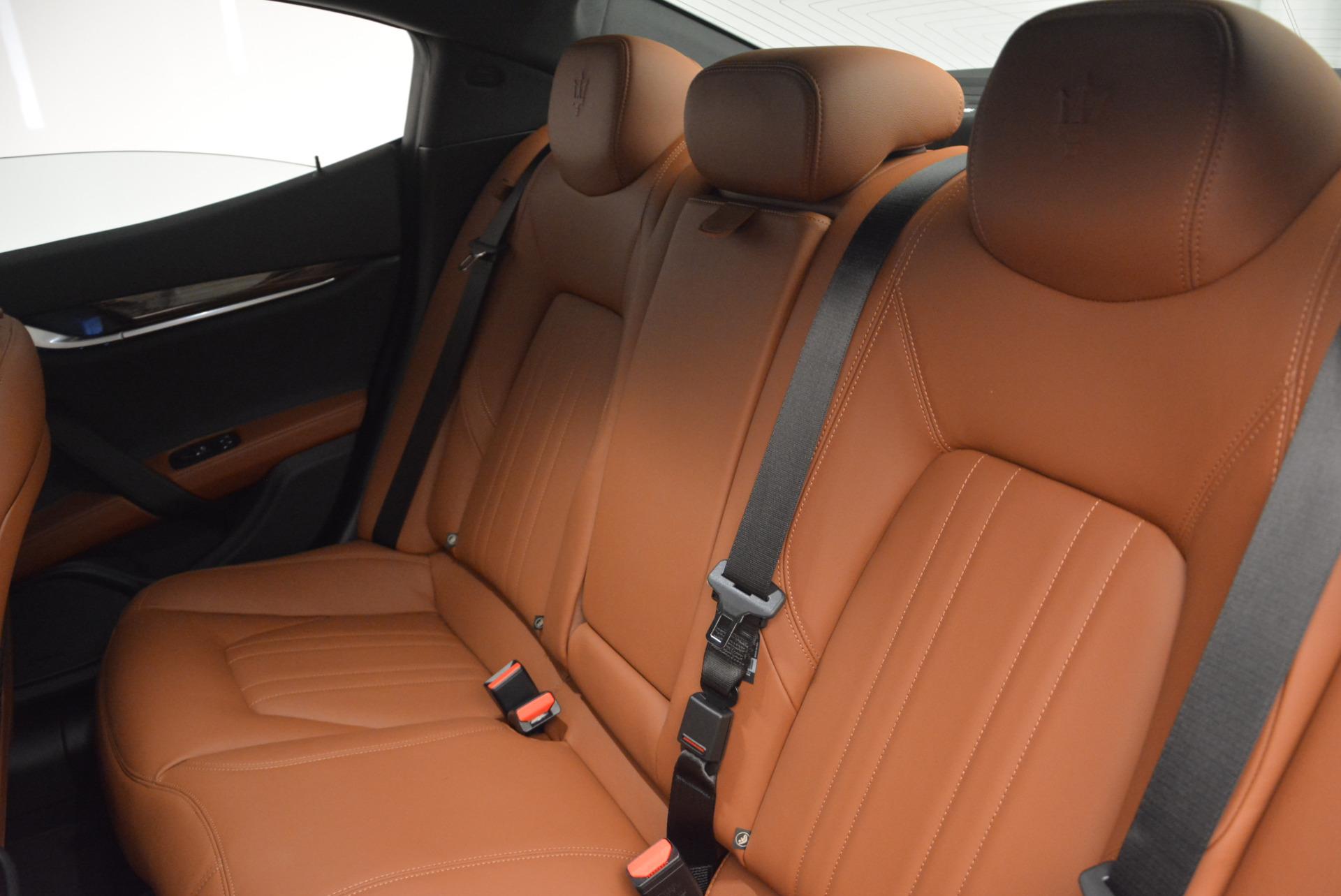 New 2017 Maserati Ghibli S Q4 For Sale In Greenwich, CT. Alfa Romeo of Greenwich, M1658 579_p18