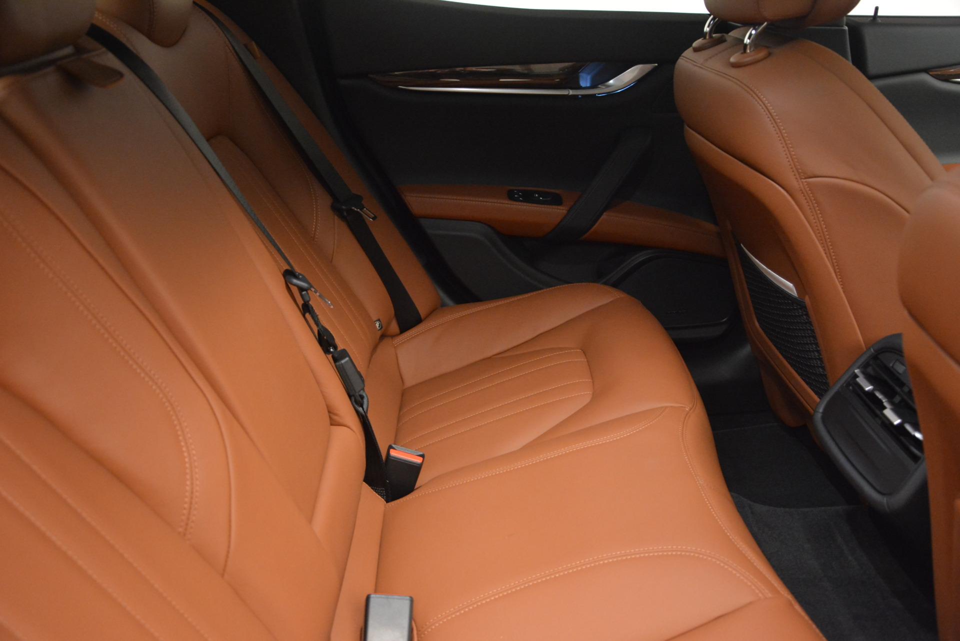 New 2017 Maserati Ghibli S Q4 For Sale In Greenwich, CT. Alfa Romeo of Greenwich, M1658 579_p23