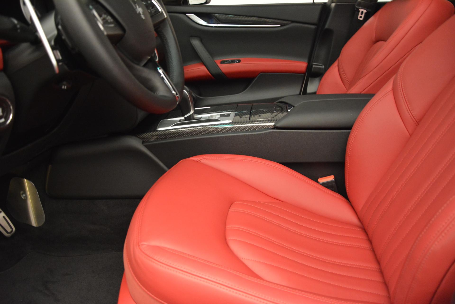 New 2016 Maserati Ghibli S Q4 For Sale In Greenwich, CT. Alfa Romeo of Greenwich, W266 58_p14