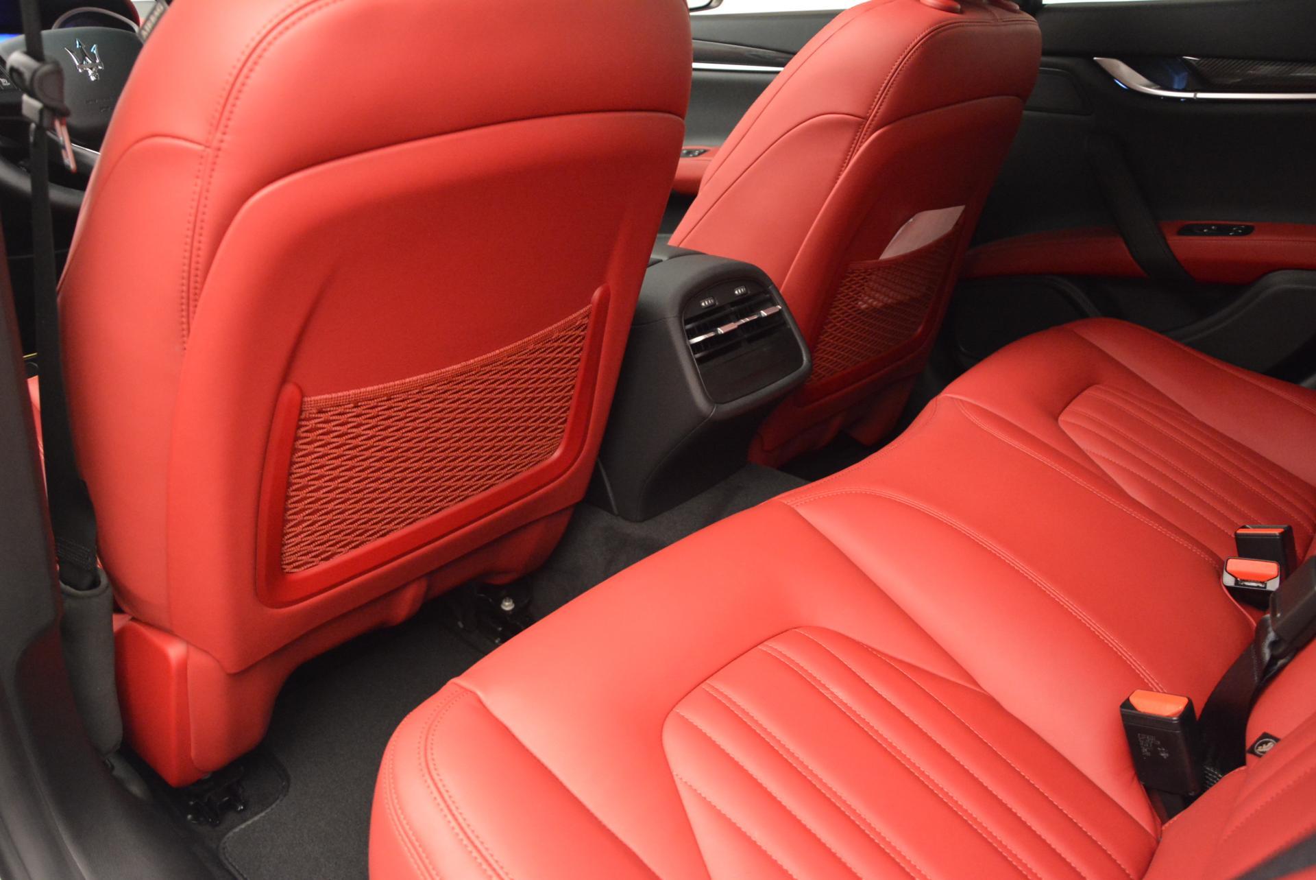 New 2016 Maserati Ghibli S Q4 For Sale In Greenwich, CT. Alfa Romeo of Greenwich, W266 58_p16
