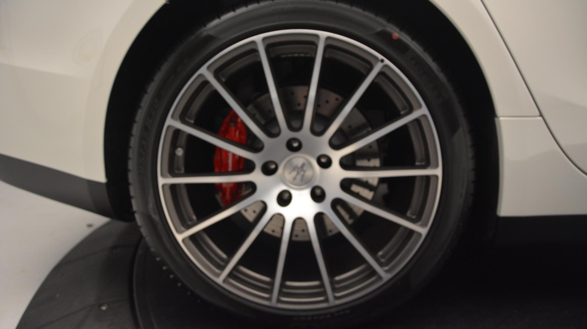 New 2016 Maserati Ghibli S Q4 For Sale In Greenwich, CT. Alfa Romeo of Greenwich, W266 58_p25