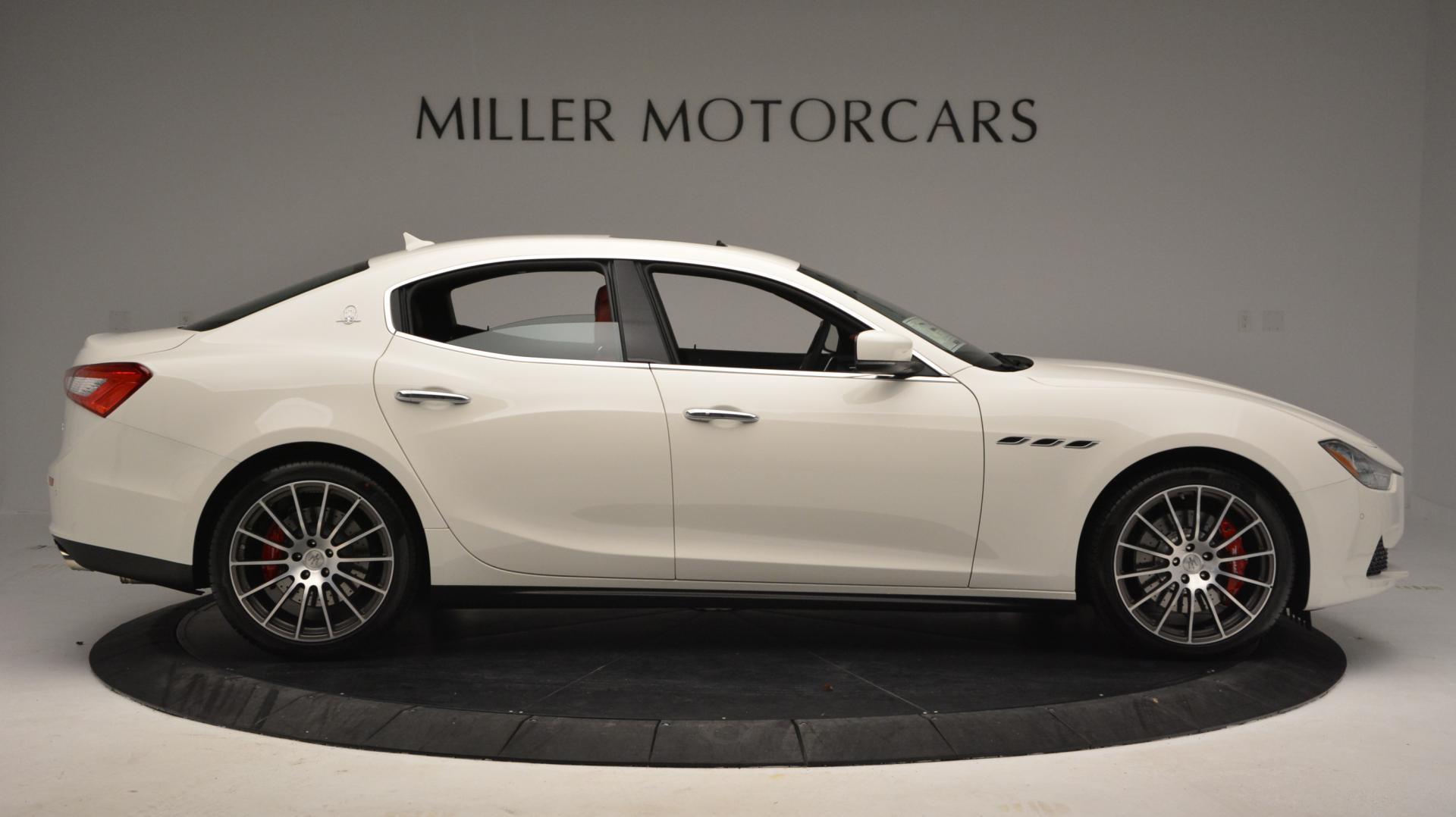 New 2016 Maserati Ghibli S Q4 For Sale In Greenwich, CT. Alfa Romeo of Greenwich, W266 58_p9