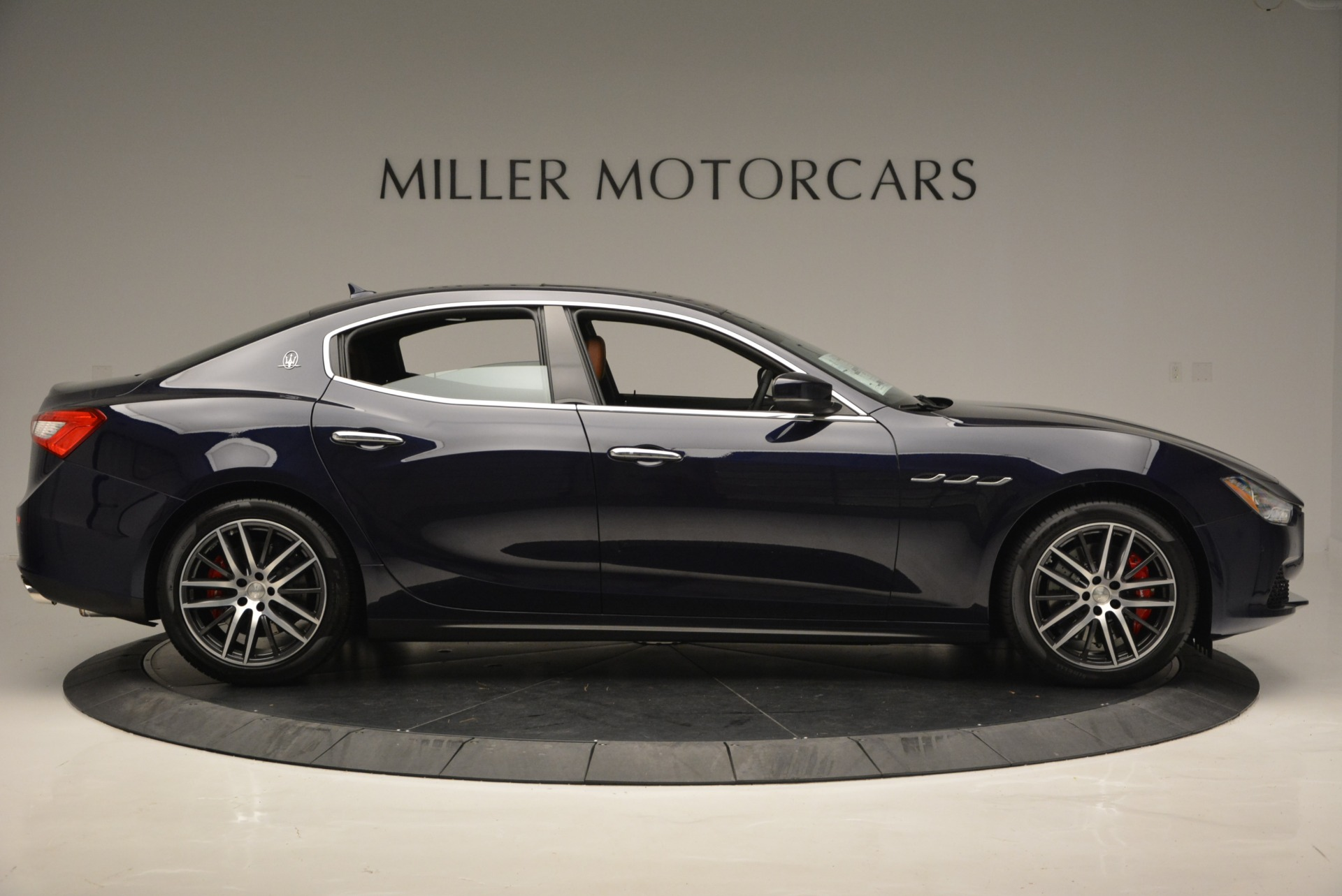 New 2017 Maserati Ghibli S Q4 For Sale In Greenwich, CT. Alfa Romeo of Greenwich, W318 580_p9
