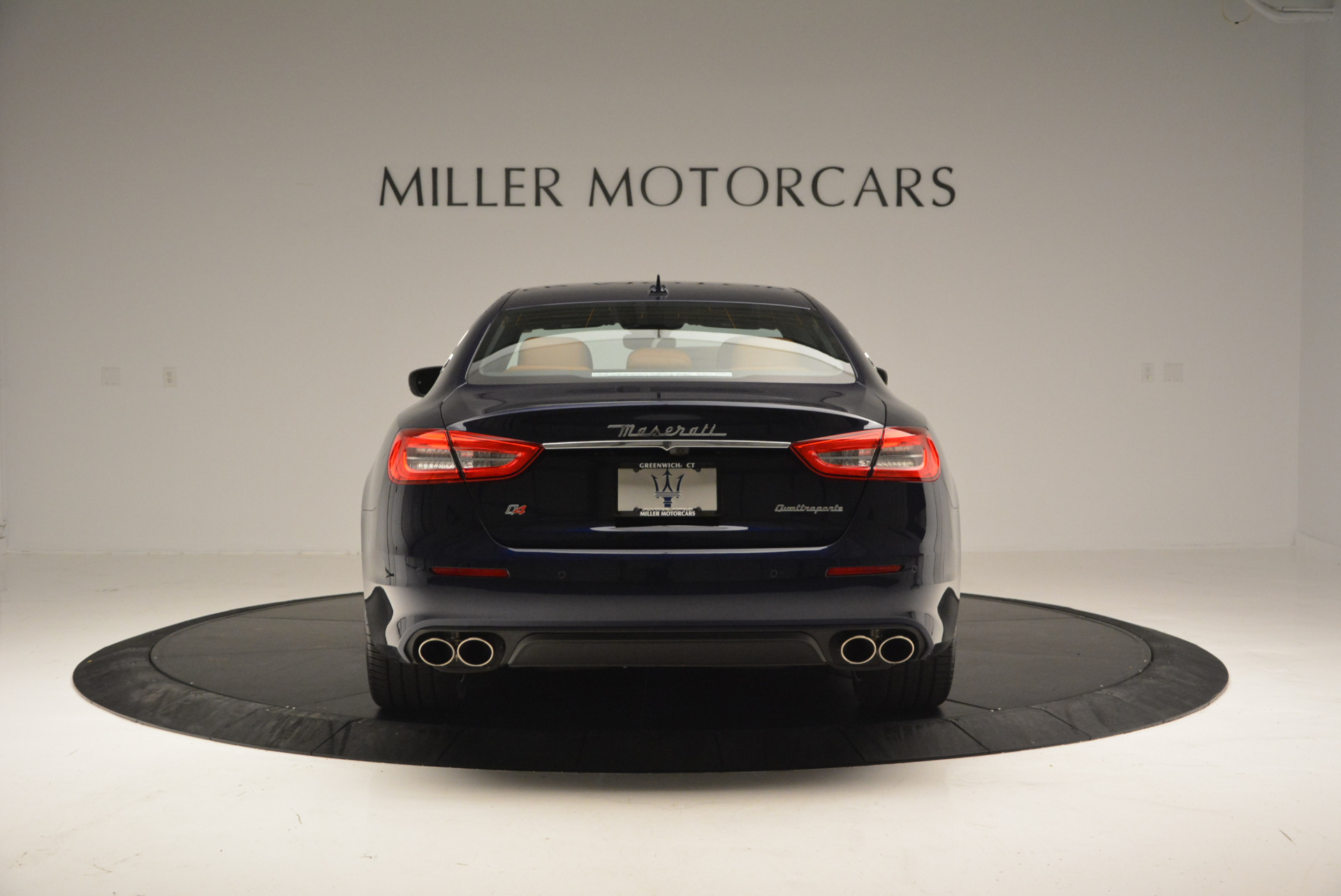 New 2017 Maserati Quattroporte S Q4 For Sale In Greenwich, CT. Alfa Romeo of Greenwich, M1683 581_p6