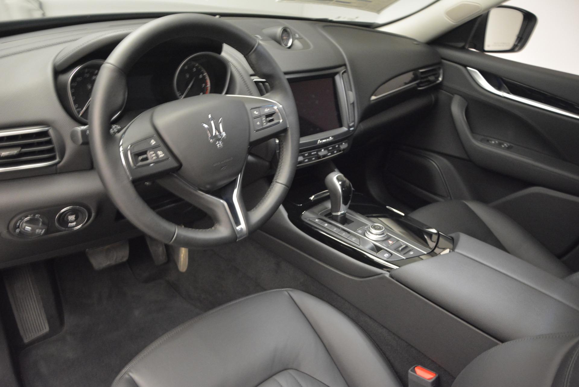 New 2017 Maserati Levante 350hp For Sale In Greenwich, CT. Alfa Romeo of Greenwich, M1679 582_p13