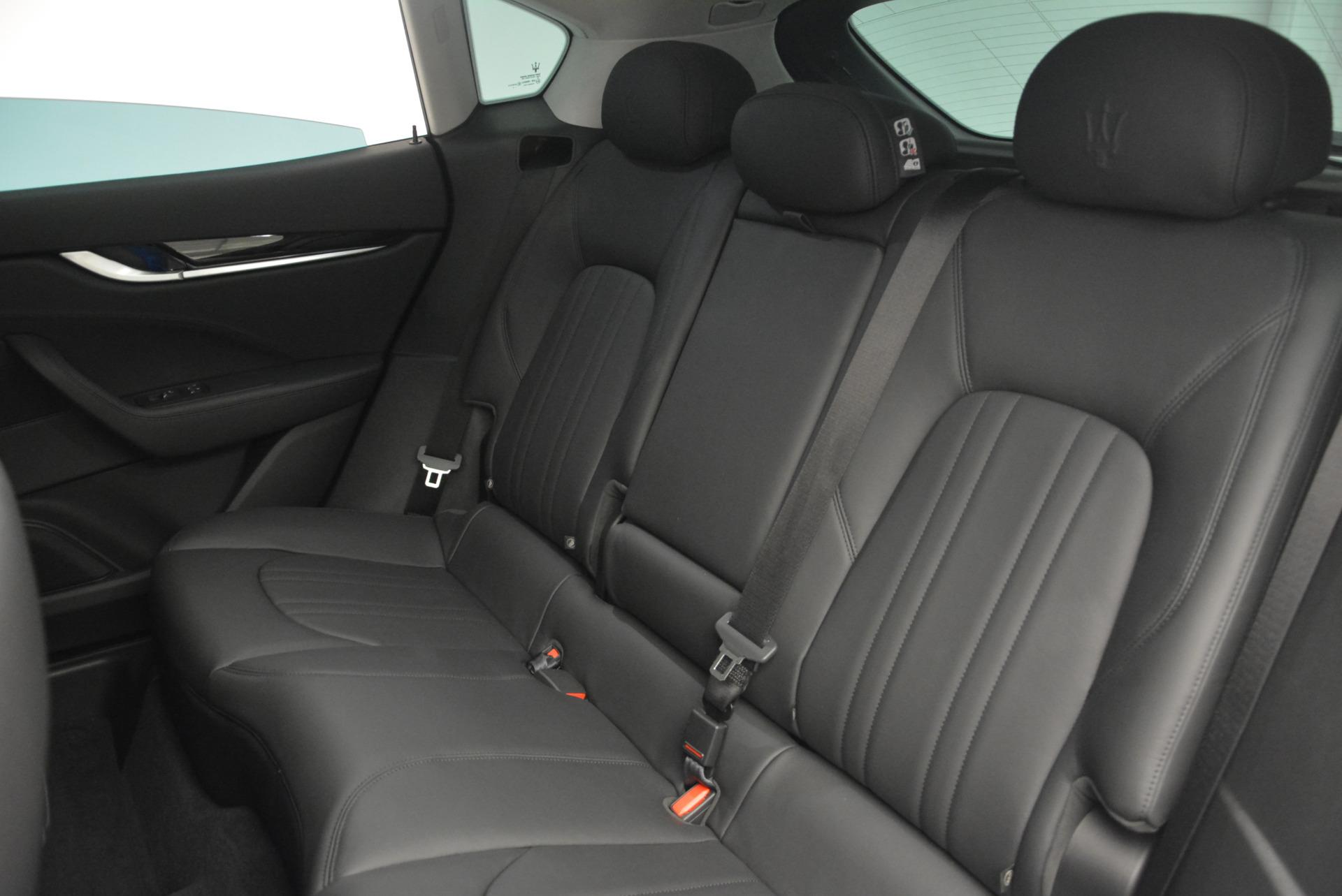New 2017 Maserati Levante 350hp For Sale In Greenwich, CT. Alfa Romeo of Greenwich, M1679 582_p18