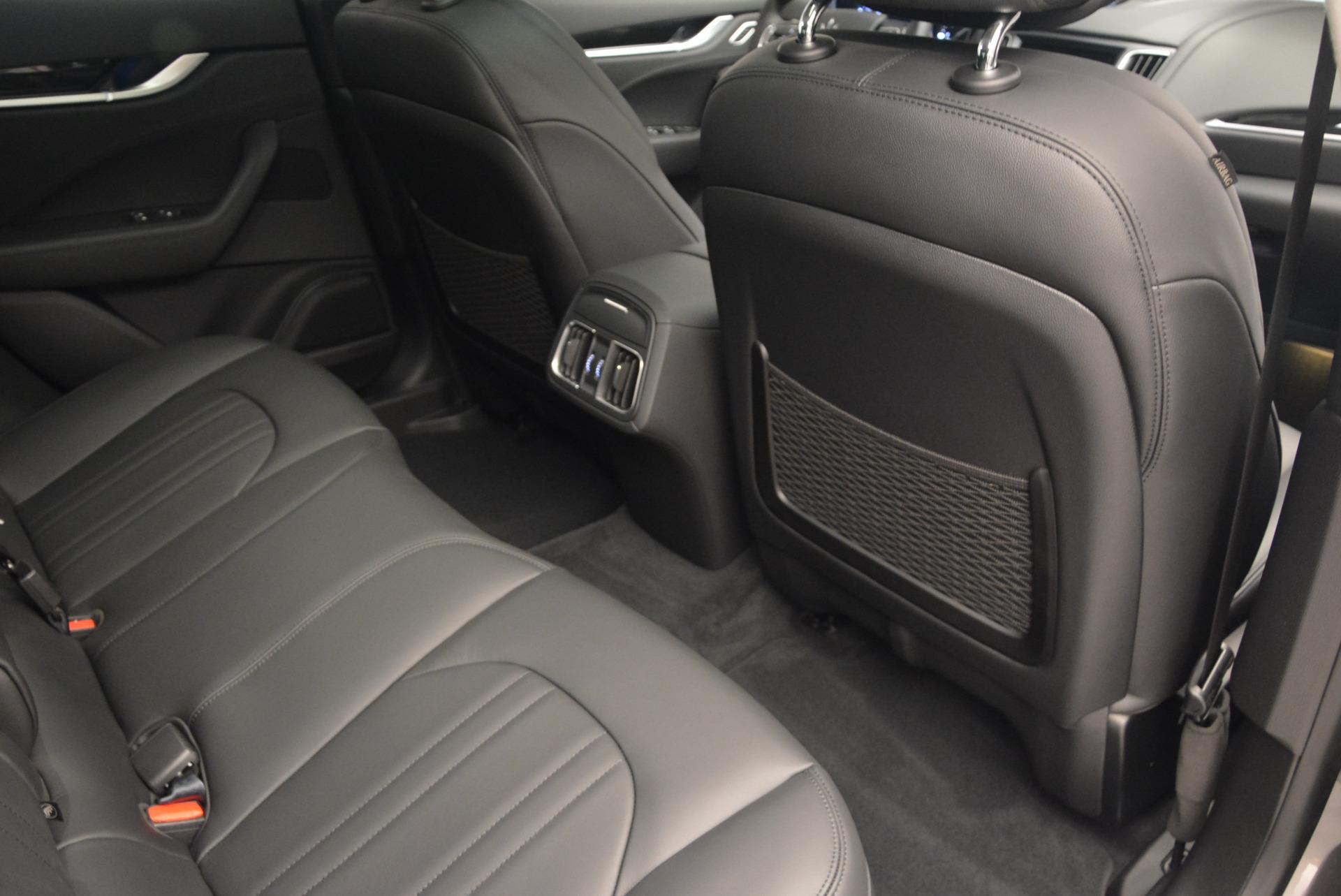 New 2017 Maserati Levante 350hp For Sale In Greenwich, CT. Alfa Romeo of Greenwich, M1679 582_p22