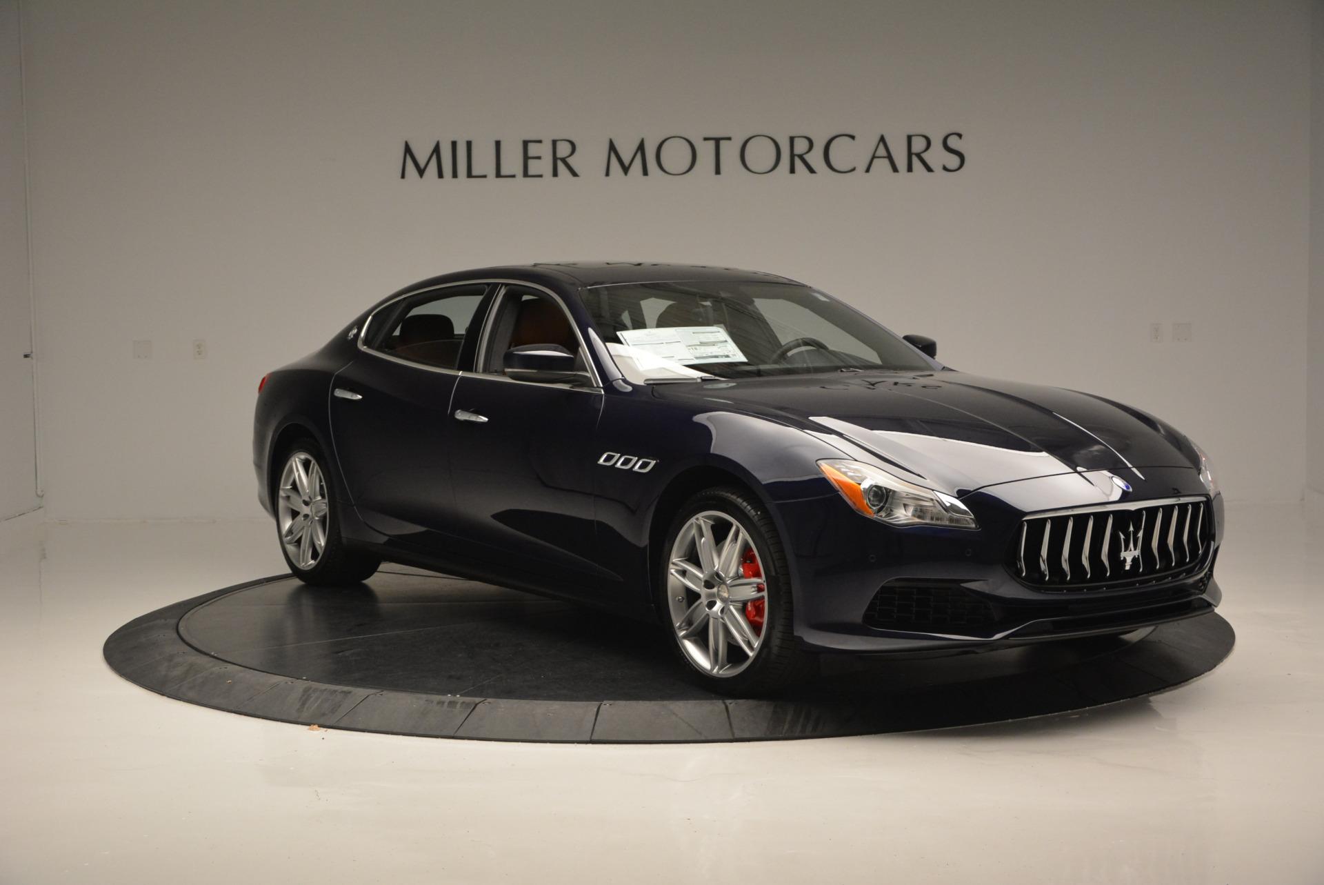 New 2017 Maserati Quattroporte S Q4 For Sale In Greenwich, CT. Alfa Romeo of Greenwich, M1664 583_p11