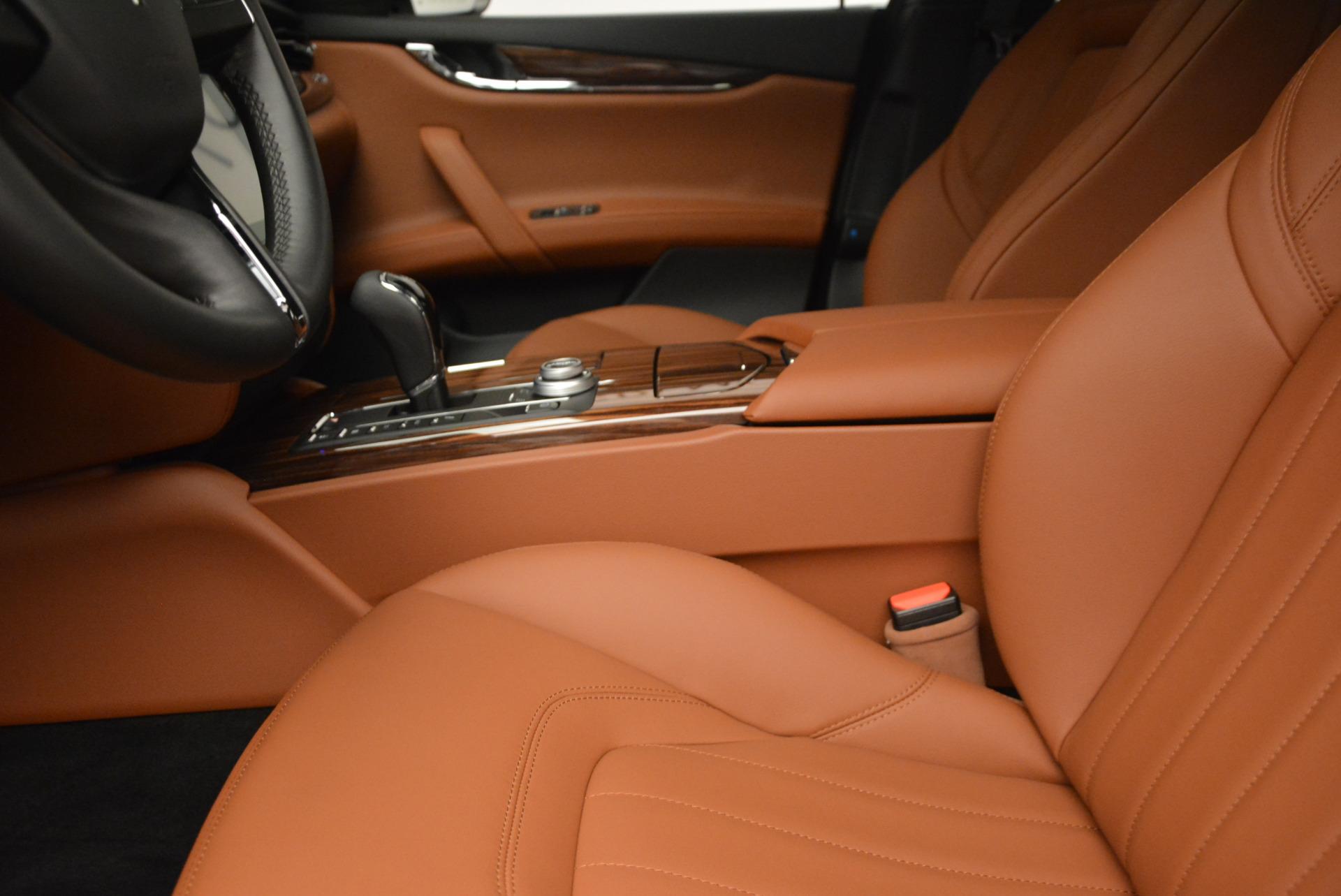 New 2017 Maserati Quattroporte S Q4 For Sale In Greenwich, CT. Alfa Romeo of Greenwich, M1664 583_p14