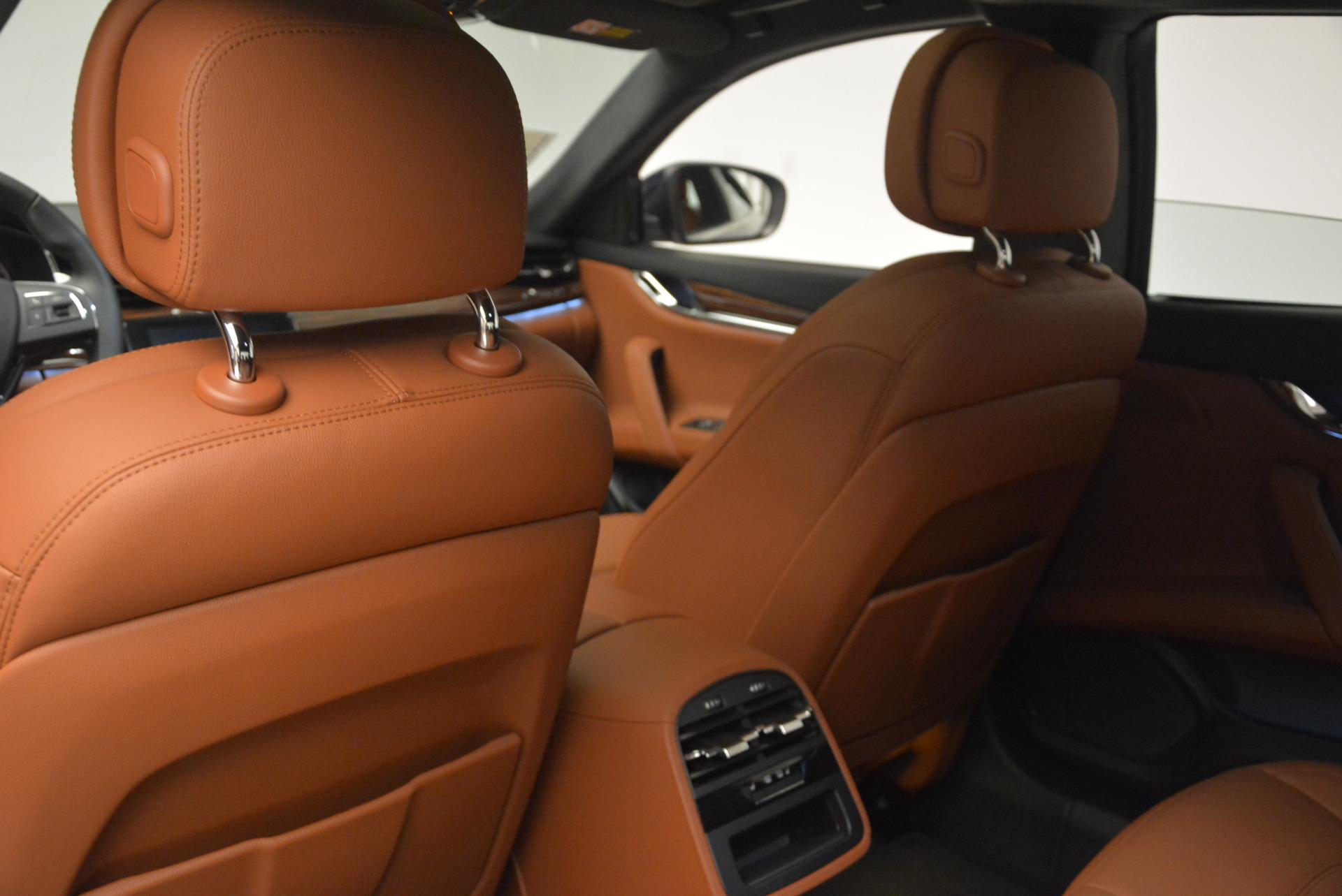 New 2017 Maserati Quattroporte S Q4 For Sale In Greenwich, CT. Alfa Romeo of Greenwich, M1664 583_p16