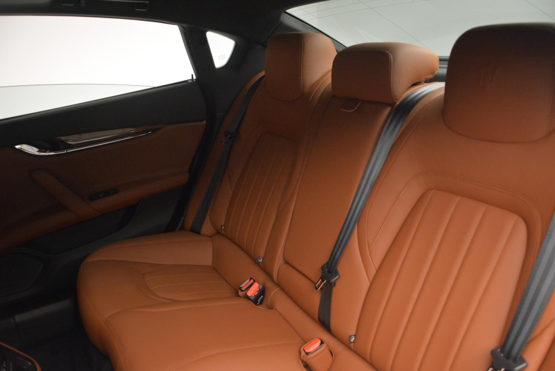 New 2017 Maserati Quattroporte S Q4 For Sale In Greenwich, CT. Alfa Romeo of Greenwich, M1664 583_p18