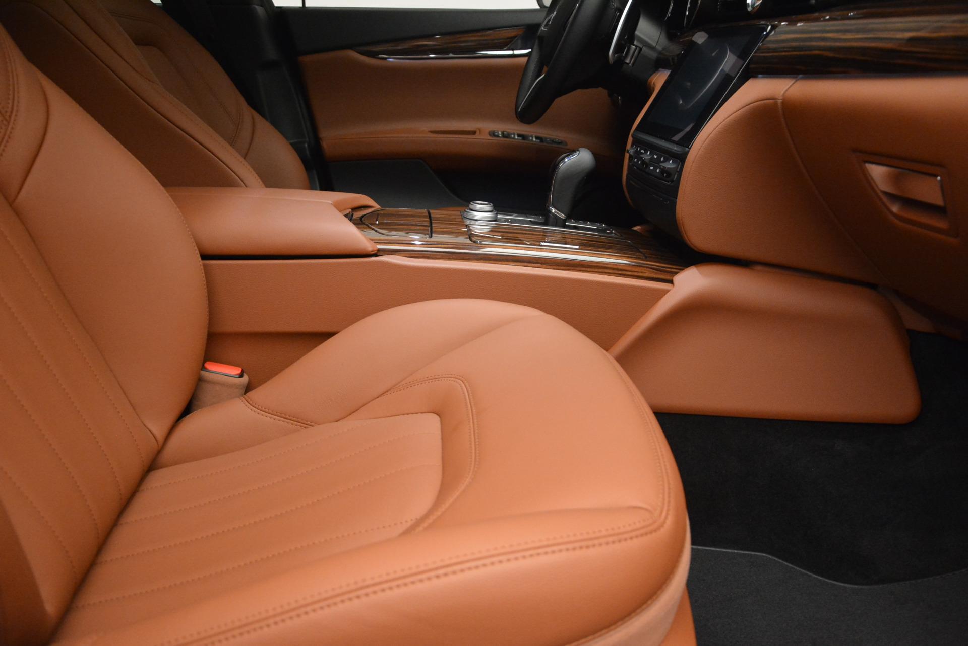 New 2017 Maserati Quattroporte S Q4 For Sale In Greenwich, CT. Alfa Romeo of Greenwich, M1664 583_p20