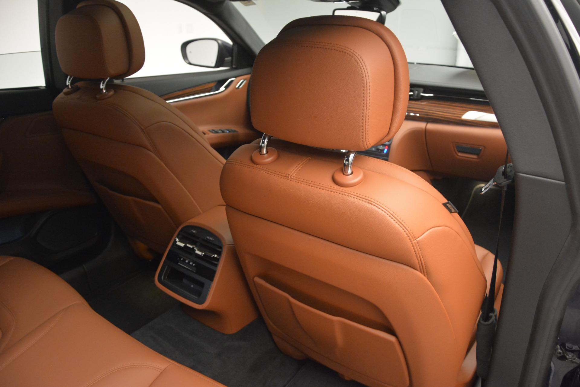 New 2017 Maserati Quattroporte S Q4 For Sale In Greenwich, CT. Alfa Romeo of Greenwich, M1664 583_p22