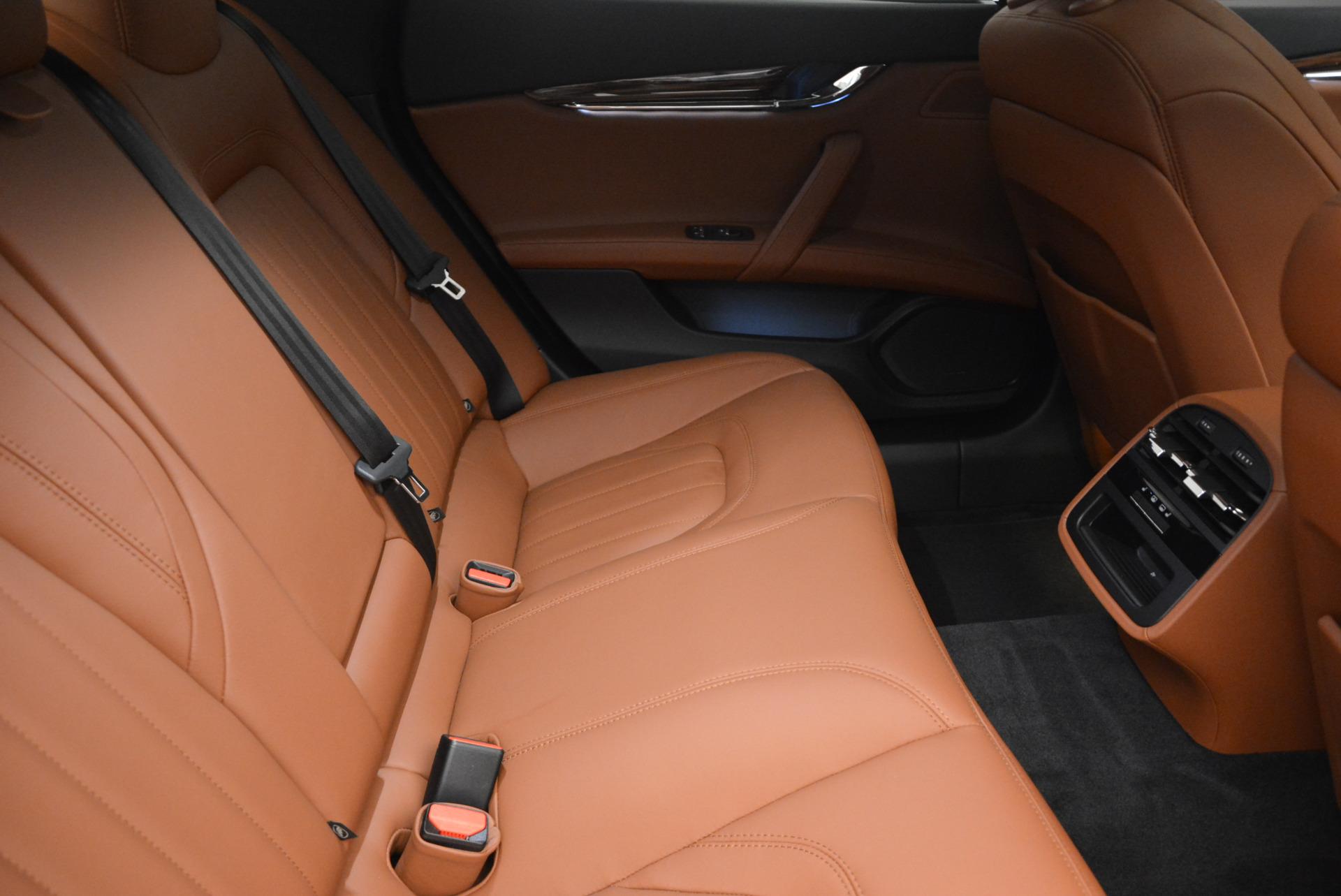 New 2017 Maserati Quattroporte S Q4 For Sale In Greenwich, CT. Alfa Romeo of Greenwich, M1664 583_p23