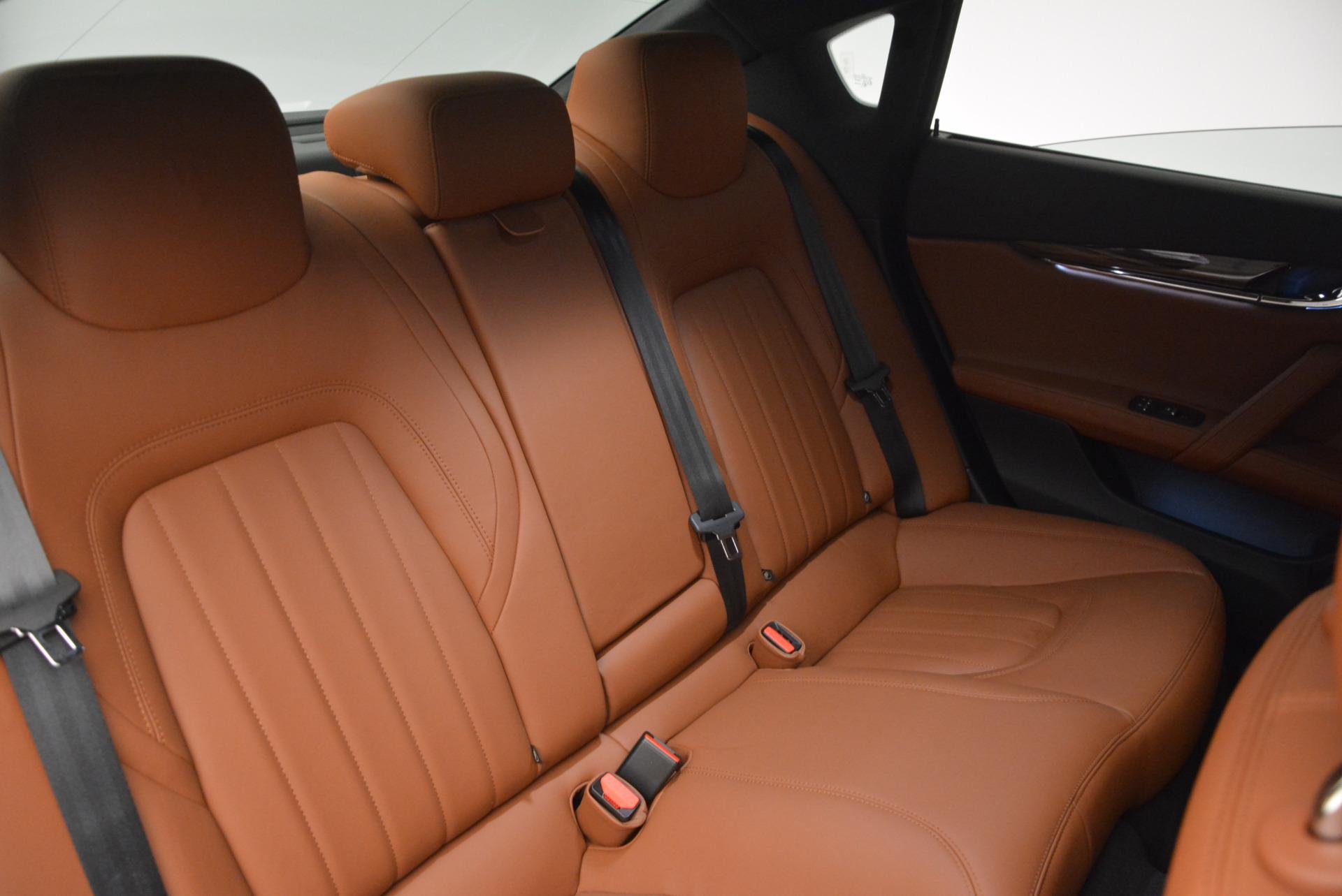 New 2017 Maserati Quattroporte S Q4 For Sale In Greenwich, CT. Alfa Romeo of Greenwich, M1664 583_p24