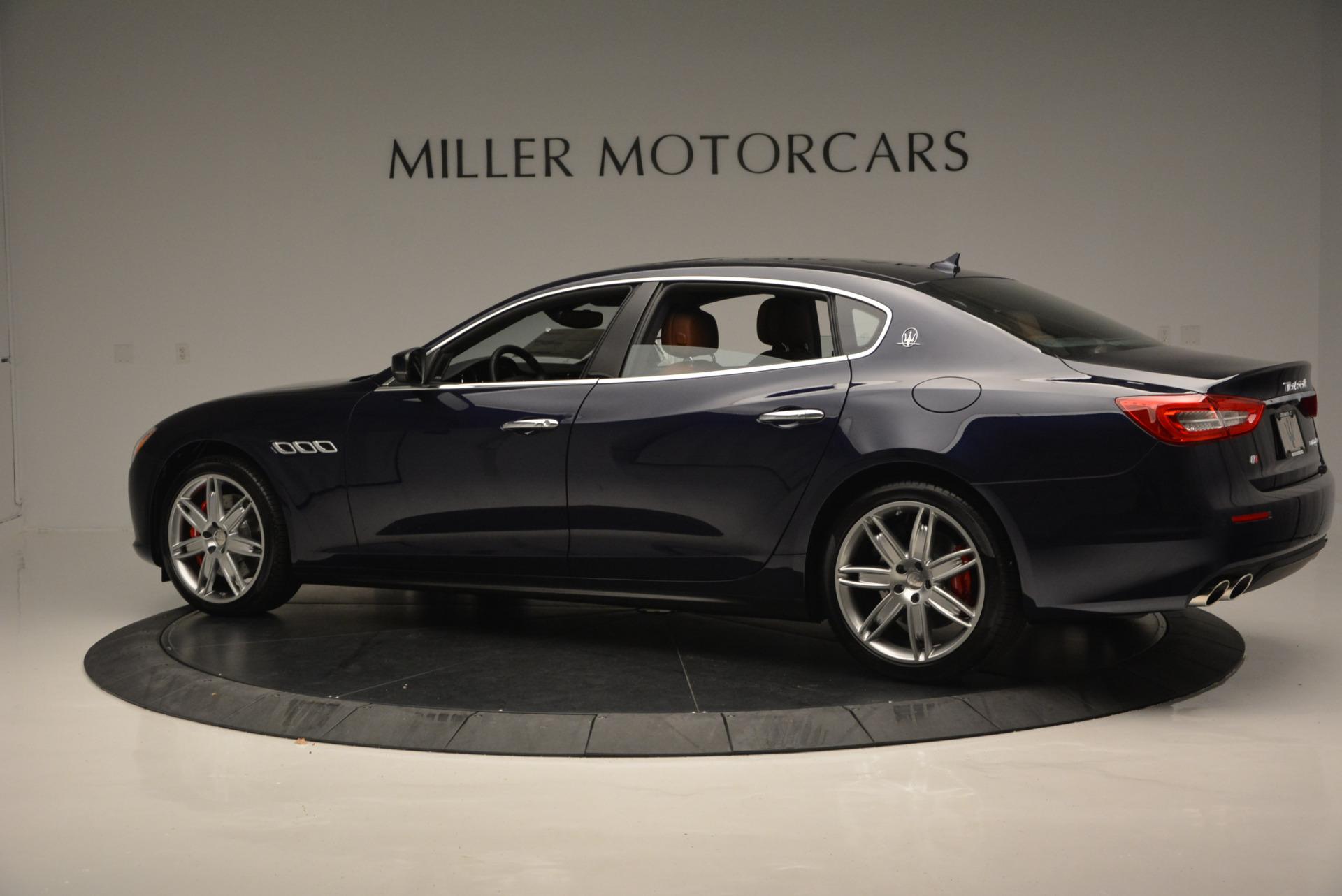 New 2017 Maserati Quattroporte S Q4 For Sale In Greenwich, CT. Alfa Romeo of Greenwich, M1664 583_p4