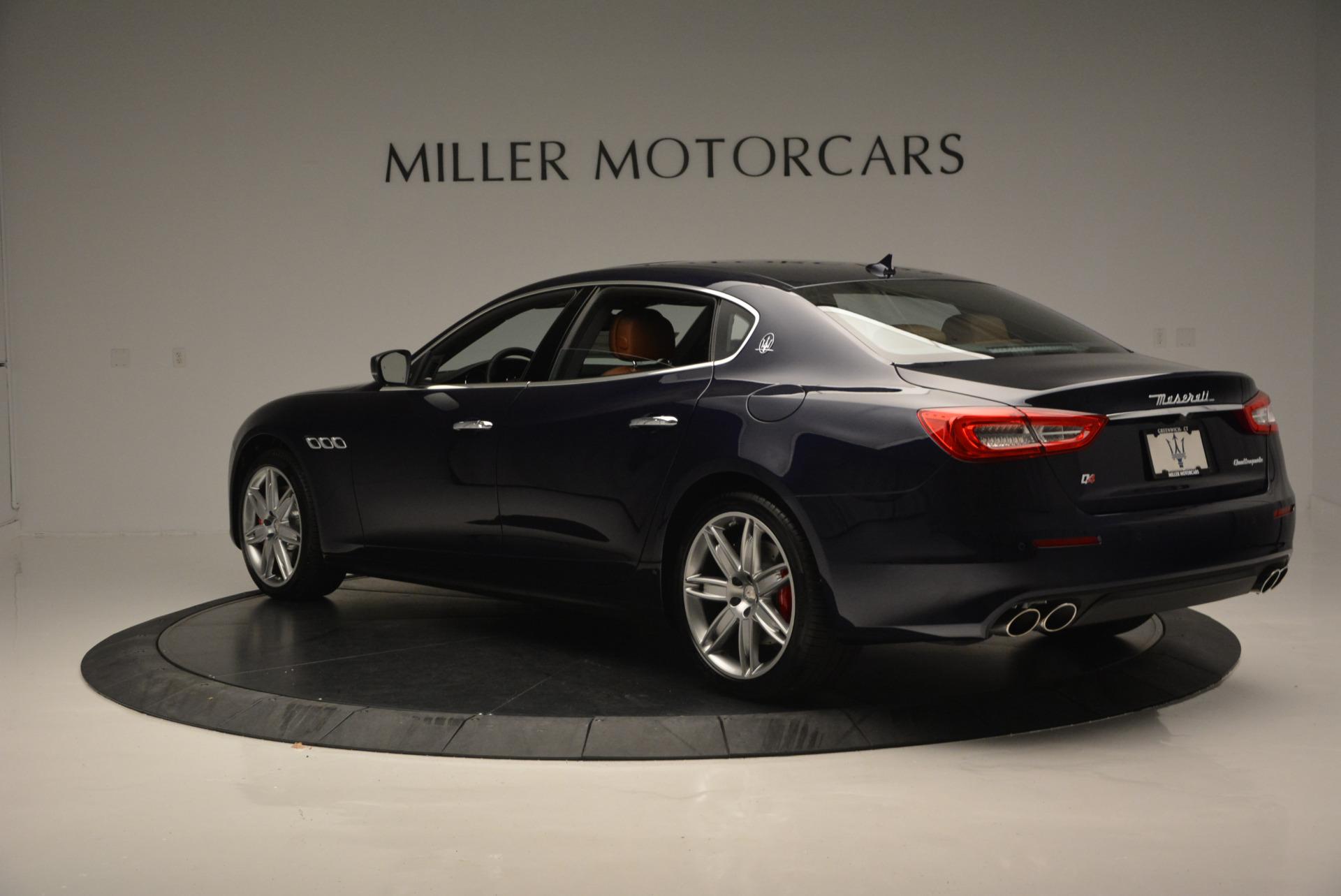 New 2017 Maserati Quattroporte S Q4 For Sale In Greenwich, CT. Alfa Romeo of Greenwich, M1664 583_p5