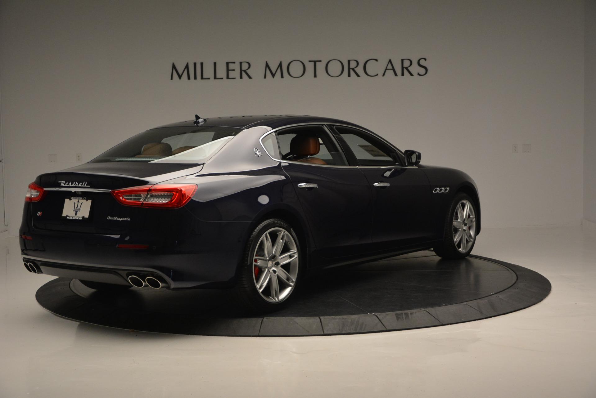 New 2017 Maserati Quattroporte S Q4 For Sale In Greenwich, CT. Alfa Romeo of Greenwich, M1664 583_p7