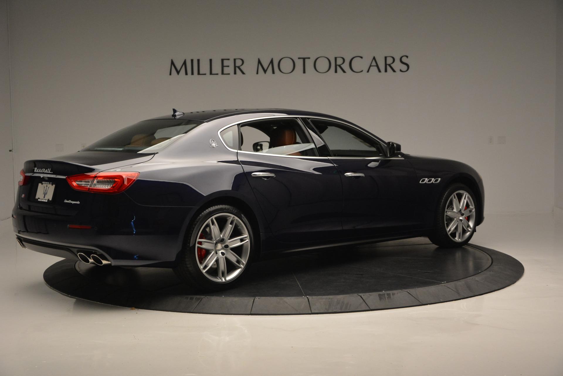 New 2017 Maserati Quattroporte S Q4 For Sale In Greenwich, CT. Alfa Romeo of Greenwich, M1664 583_p8