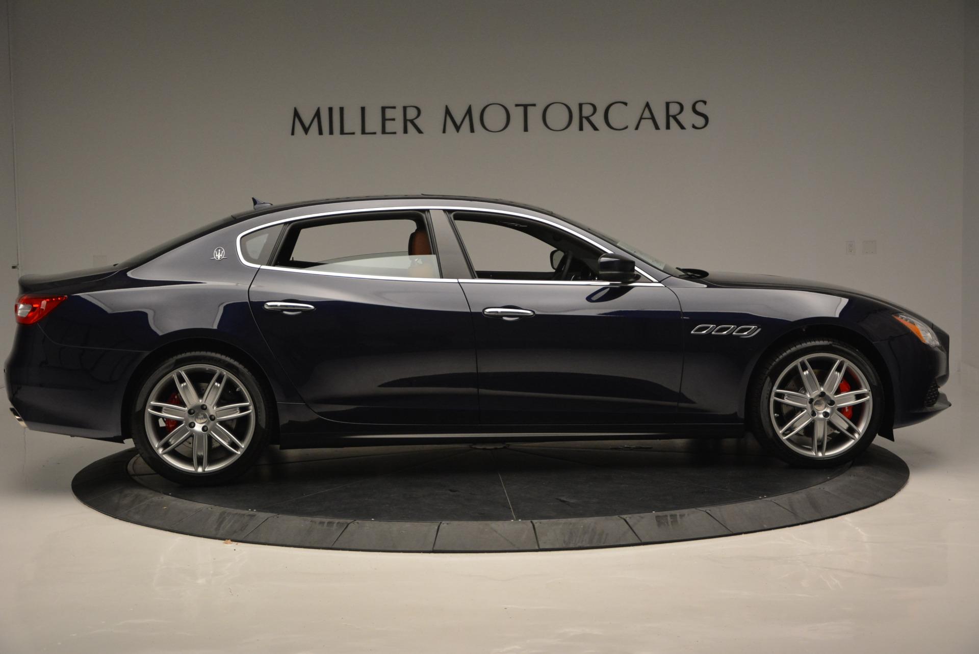 New 2017 Maserati Quattroporte S Q4 For Sale In Greenwich, CT. Alfa Romeo of Greenwich, M1664 583_p9