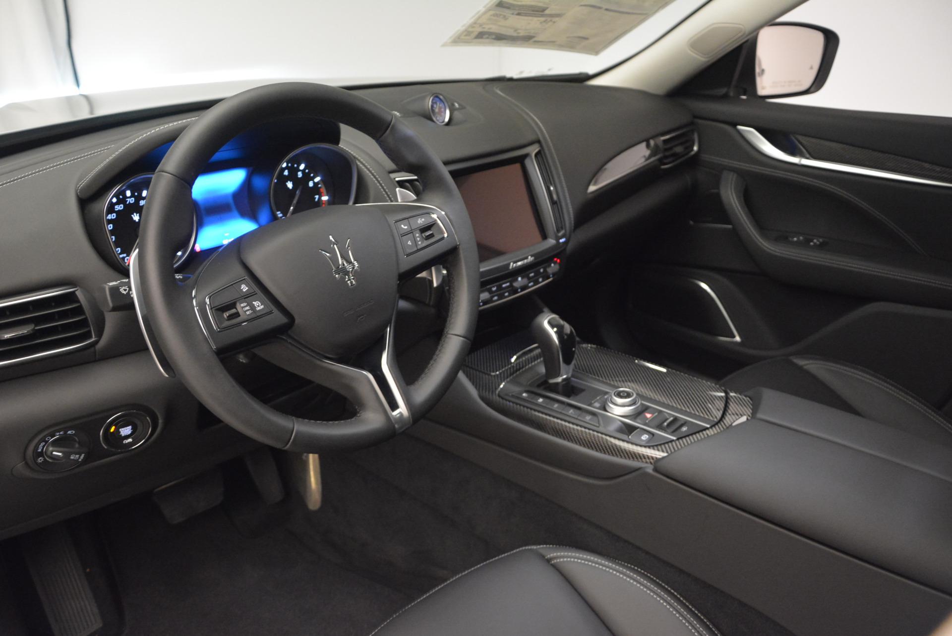 New 2017 Maserati Levante 350hp For Sale In Greenwich, CT. Alfa Romeo of Greenwich, W1678 584_p13