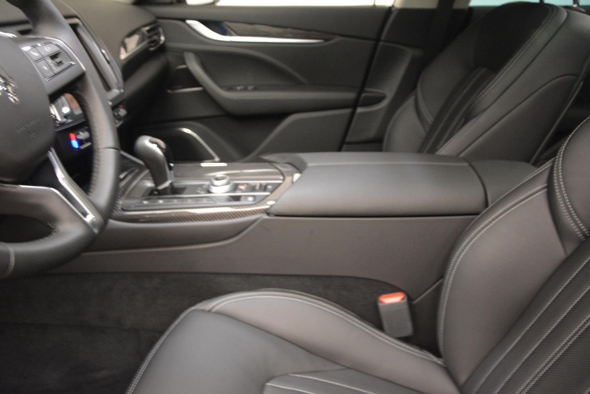 New 2017 Maserati Levante 350hp For Sale In Greenwich, CT. Alfa Romeo of Greenwich, W1678 584_p14