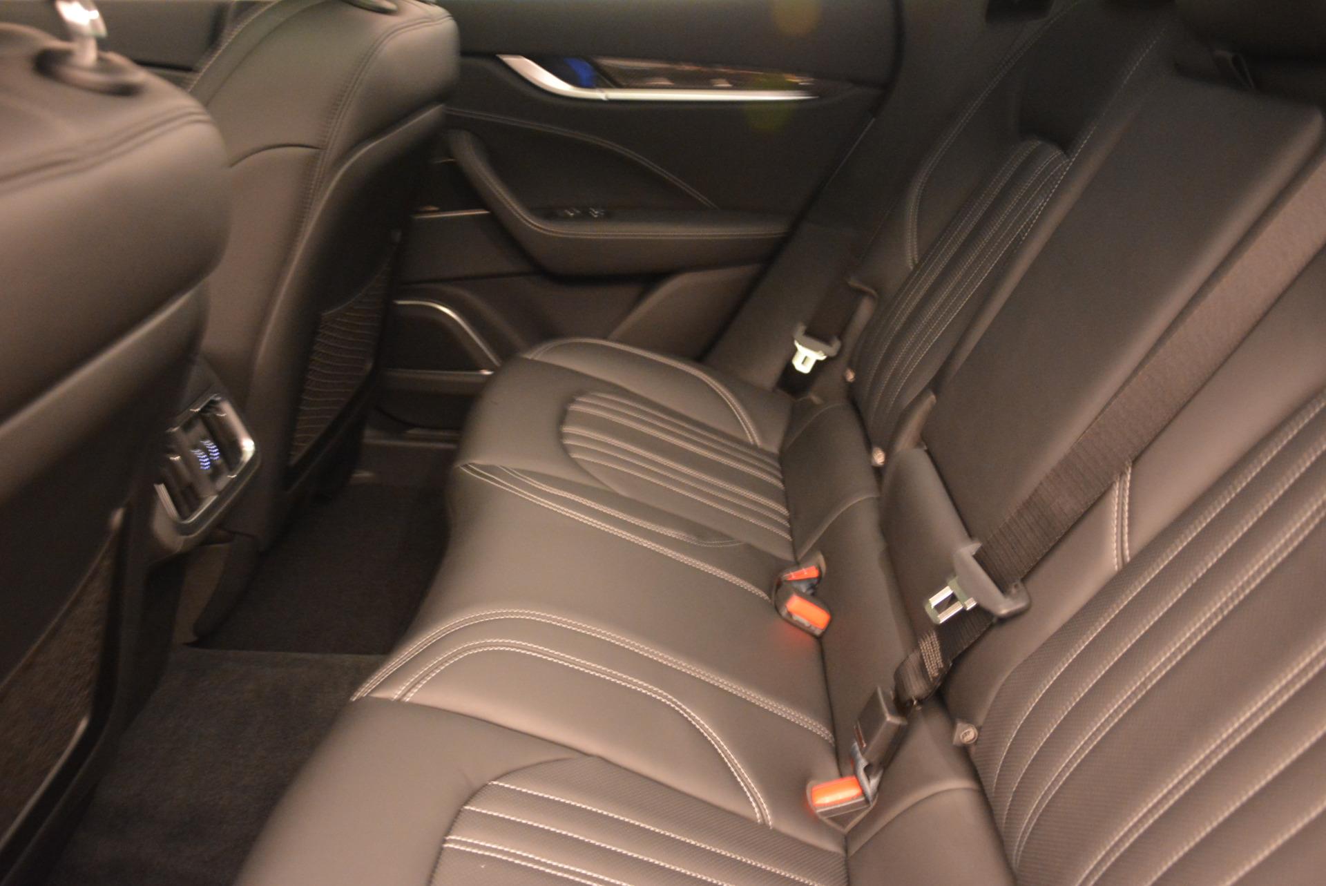 New 2017 Maserati Levante 350hp For Sale In Greenwich, CT. Alfa Romeo of Greenwich, W1678 584_p17