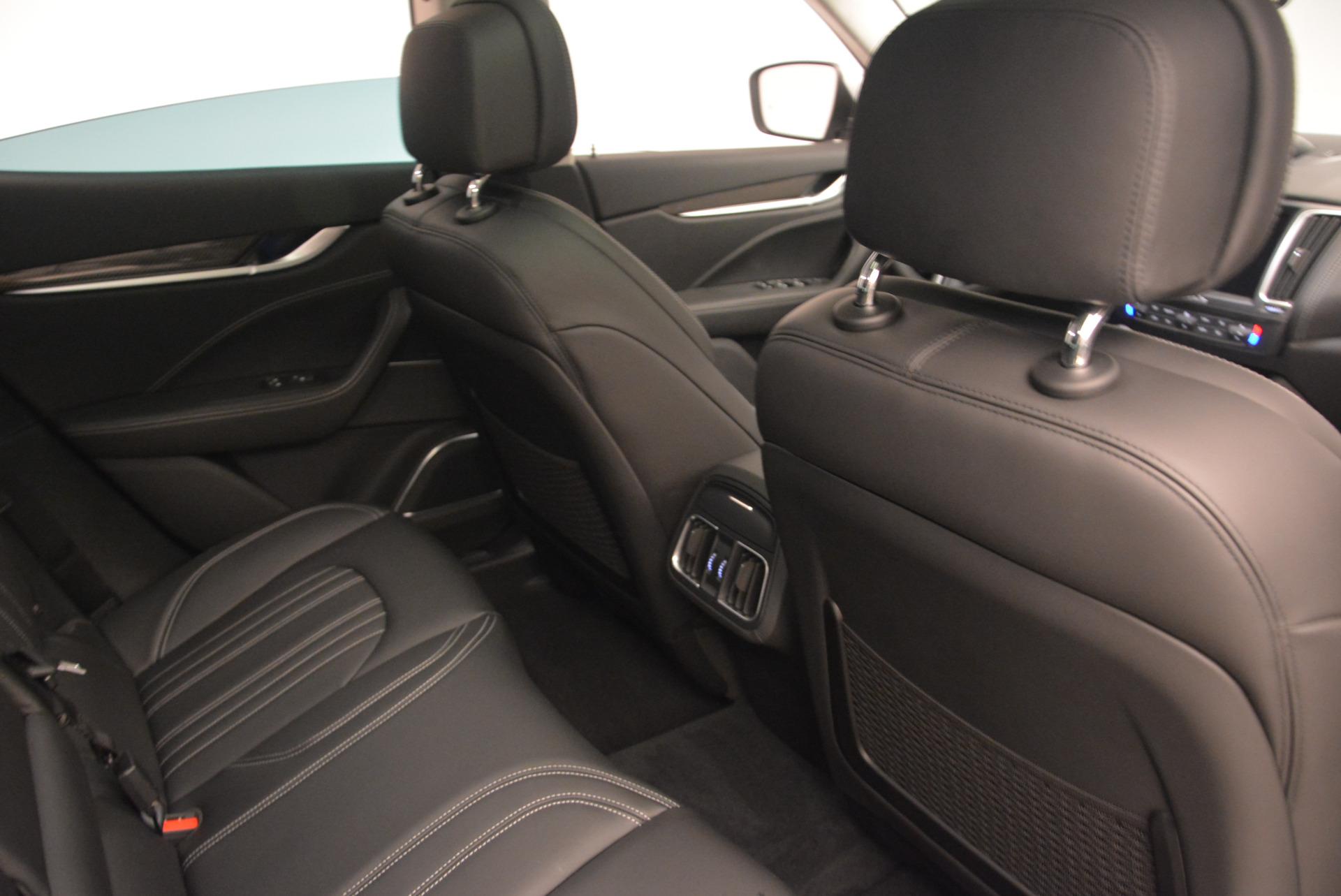 New 2017 Maserati Levante 350hp For Sale In Greenwich, CT. Alfa Romeo of Greenwich, W1678 584_p22