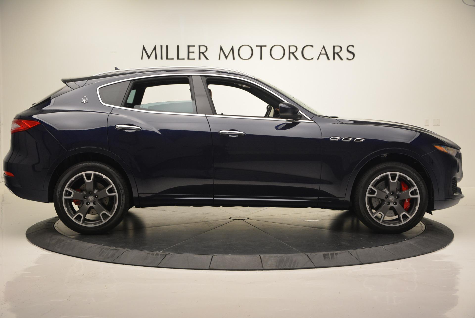 New 2017 Maserati Levante S For Sale In Greenwich, CT. Alfa Romeo of Greenwich, M1657 586_p10