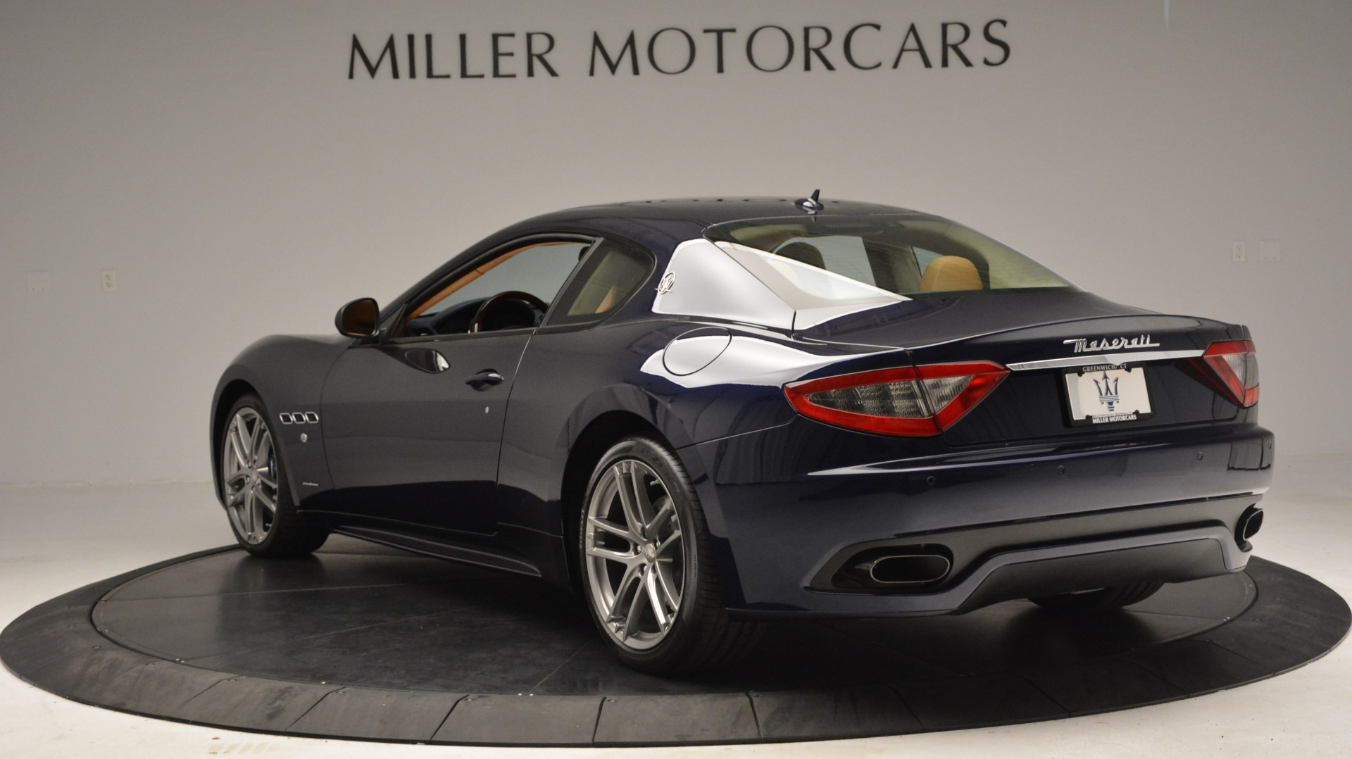 New 2017 Maserati GranTurismo Sport For Sale In Greenwich, CT. Alfa Romeo of Greenwich, M1645 590_p5