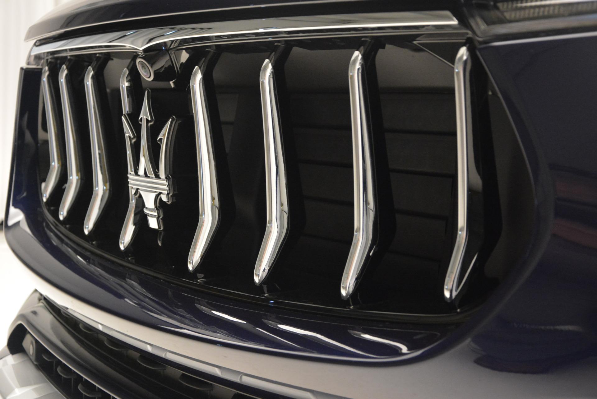 New 2017 Maserati Levante S For Sale In Greenwich, CT. Alfa Romeo of Greenwich, W315 591_p16