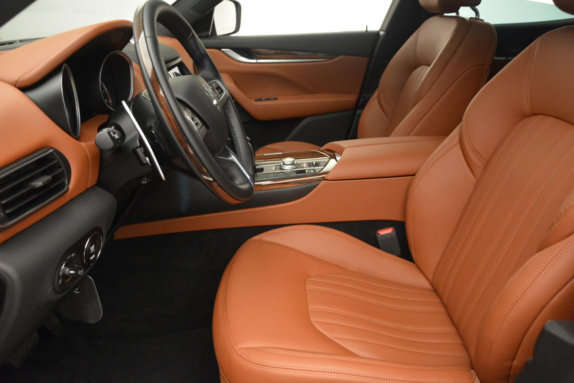 New 2017 Maserati Levante S For Sale In Greenwich, CT. Alfa Romeo of Greenwich, W315 591_p20