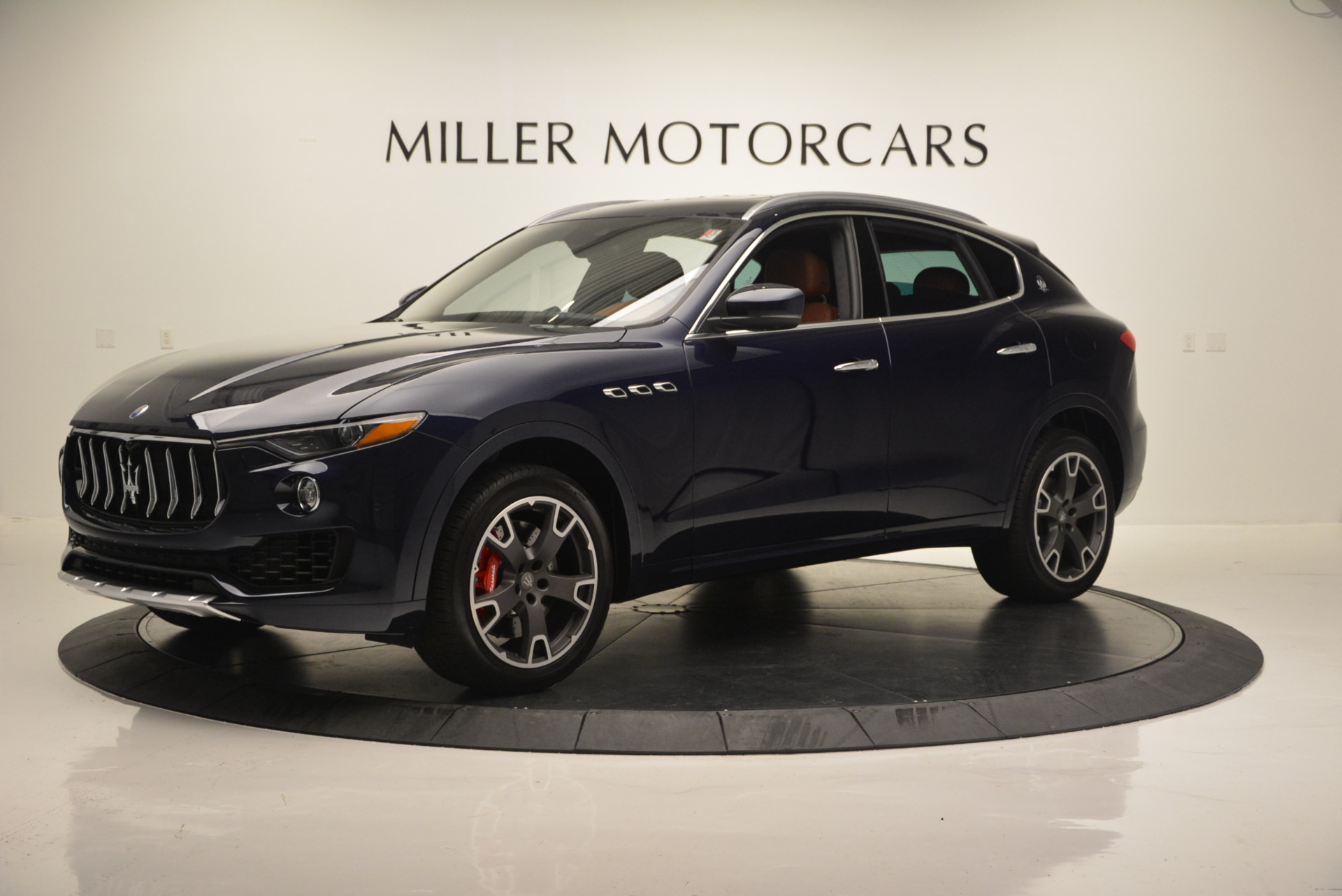 New 2017 Maserati Levante S For Sale In Greenwich, CT. Alfa Romeo of Greenwich, W315 591_p2