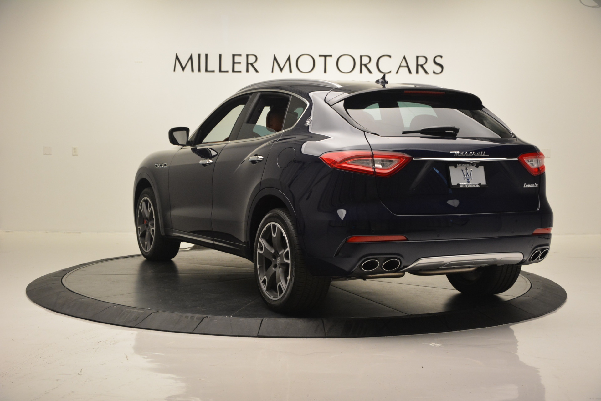 New 2017 Maserati Levante S For Sale In Greenwich, CT. Alfa Romeo of Greenwich, W315 591_p3
