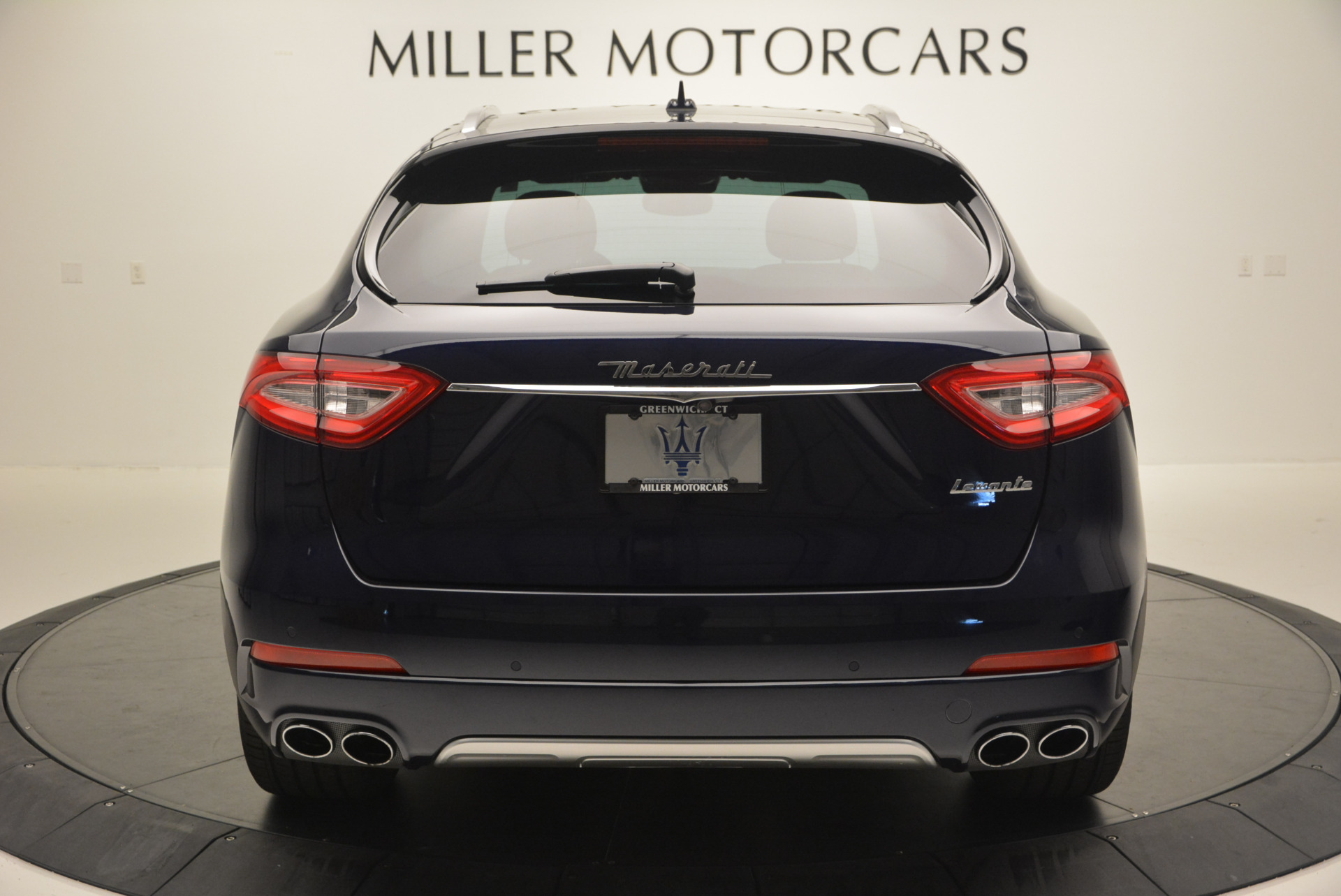 New 2017 Maserati Levante S For Sale In Greenwich, CT. Alfa Romeo of Greenwich, W315 591_p5